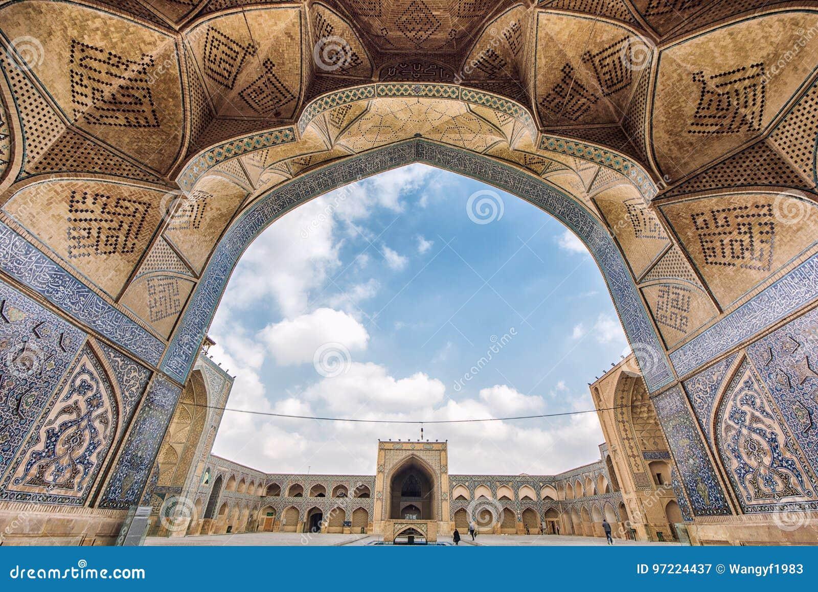 Isfahan in Iran