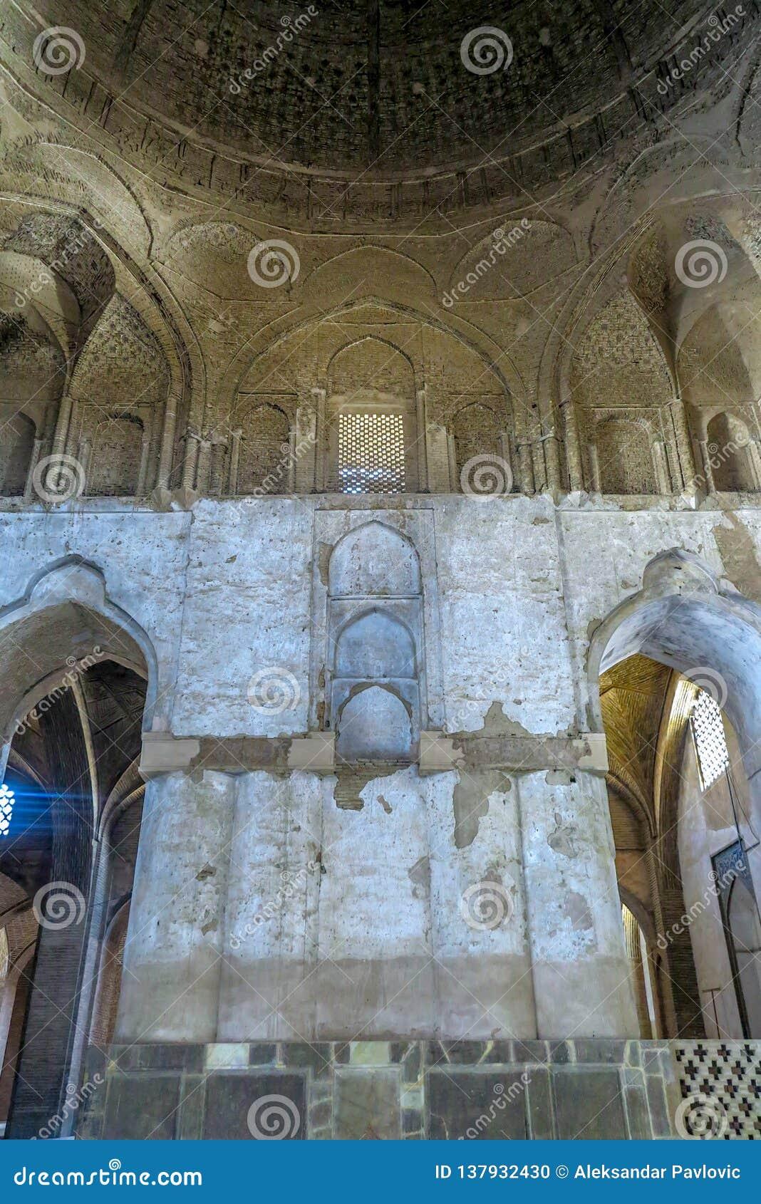 Isfahan Jameh moské 11