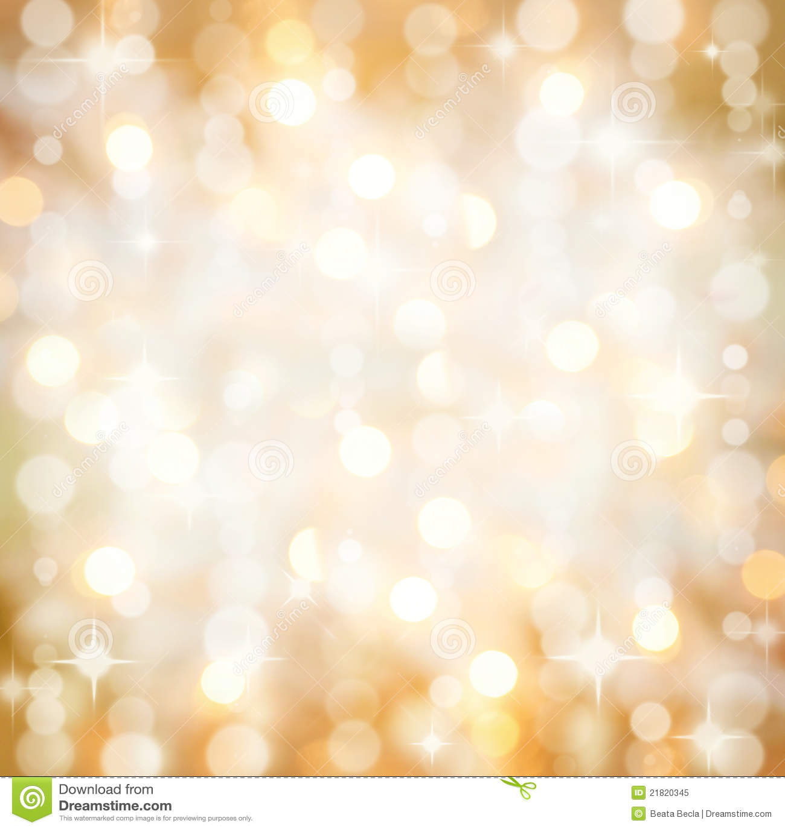 Iskrzasty złoty Przyjęcie gwiazdkowe zaświeca tło