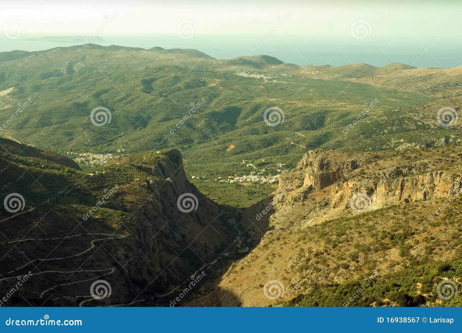 Isla de Crete.