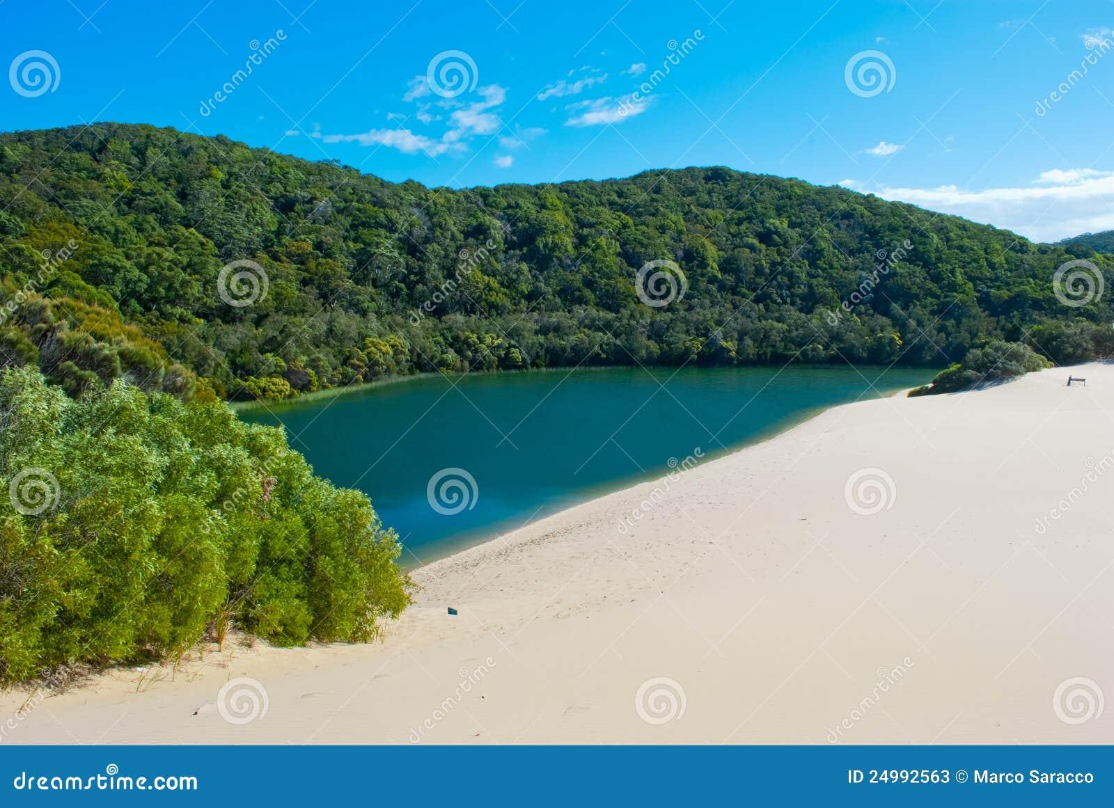Isla de Fraser, Queensland, Australia