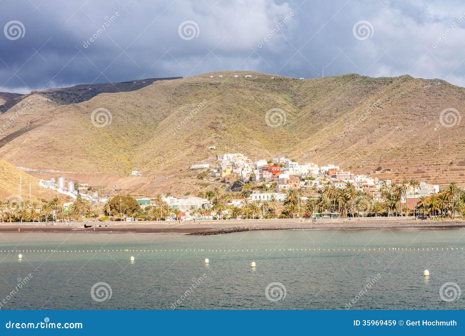 Isla de Gomera del La