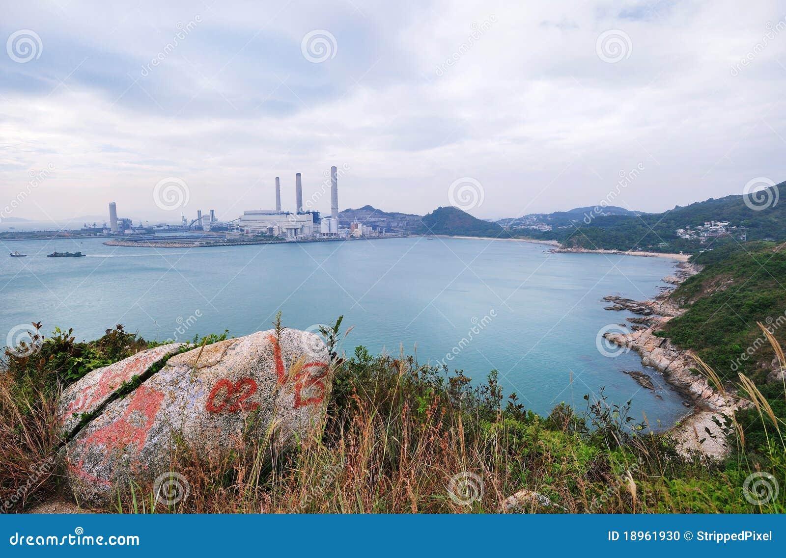 Isla de Lamma, Hong-Kong