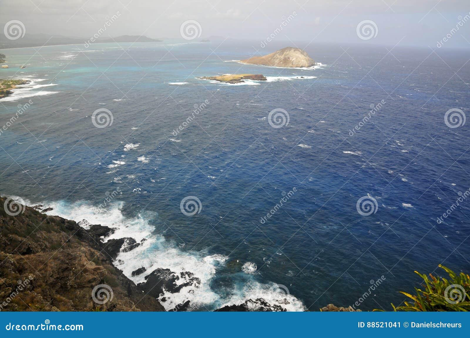 Isla de Nana del  de MÄ, Oahu