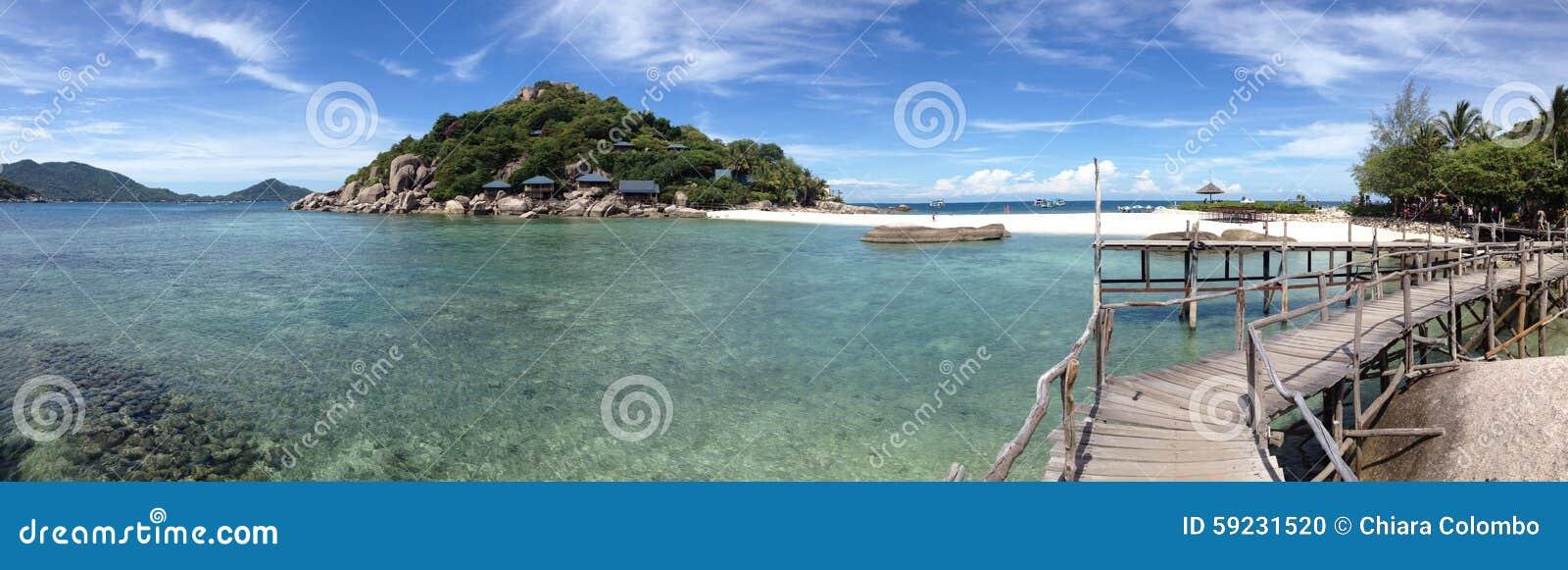 Download Isla de Nangyuan foto de archivo. Imagen de cubo, asia - 59231520