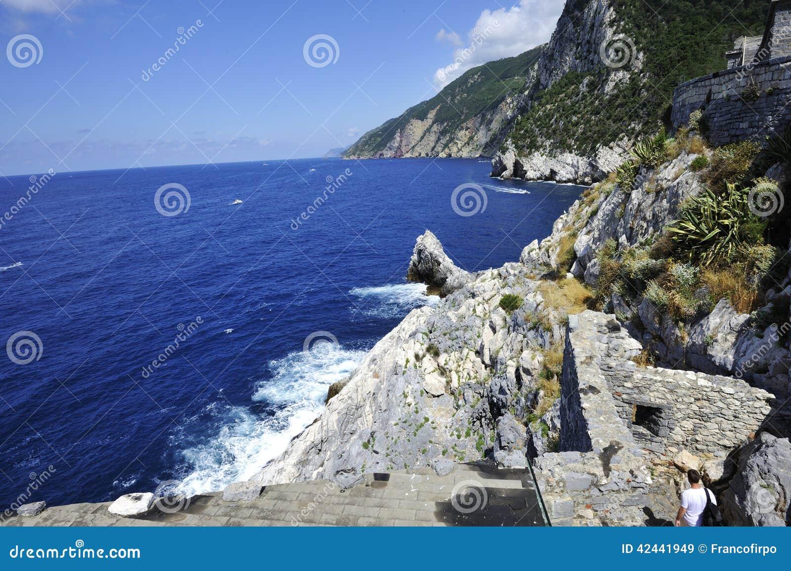 Isla de Portovenere Palmaria