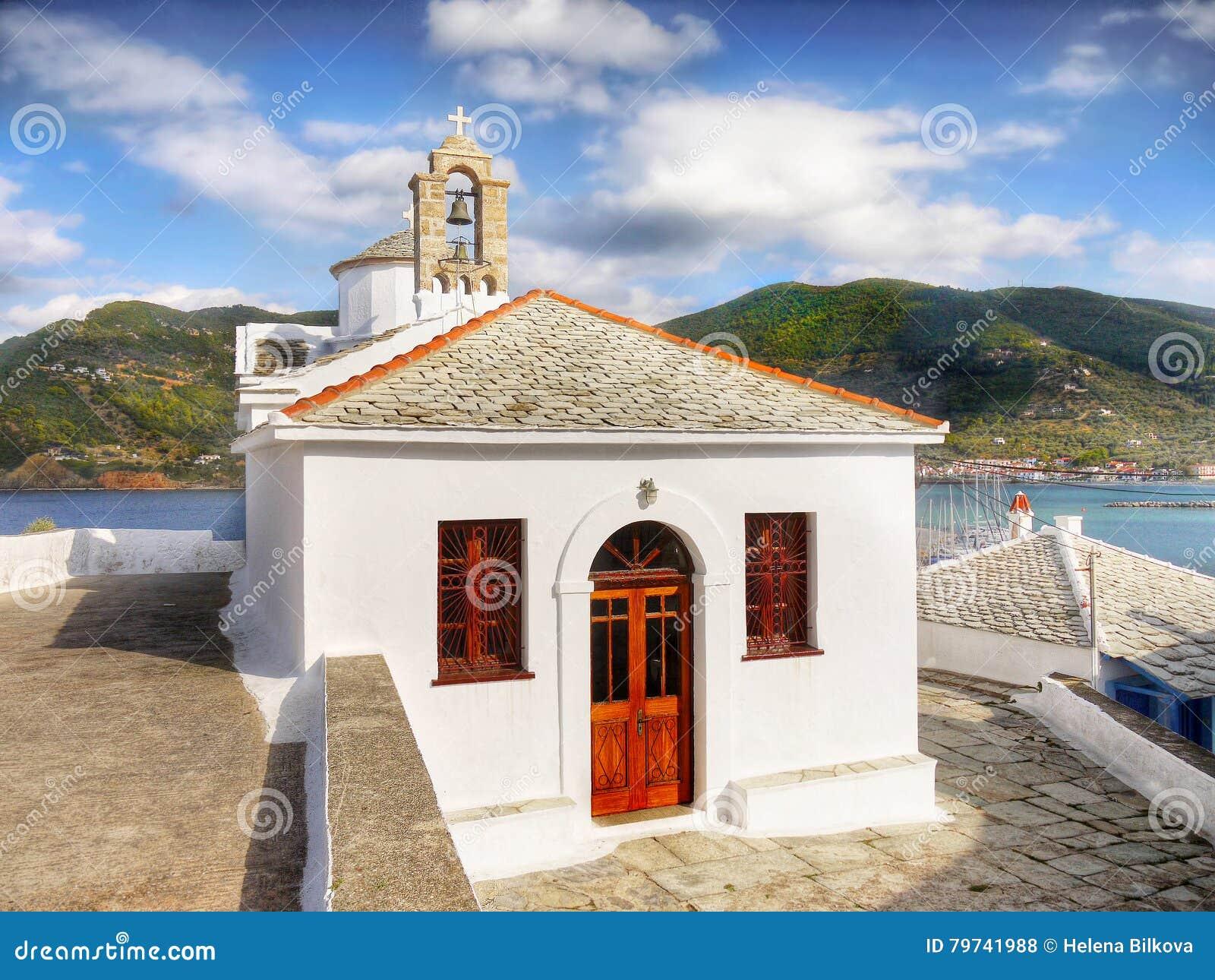 Isla de Skopelos, Grecia