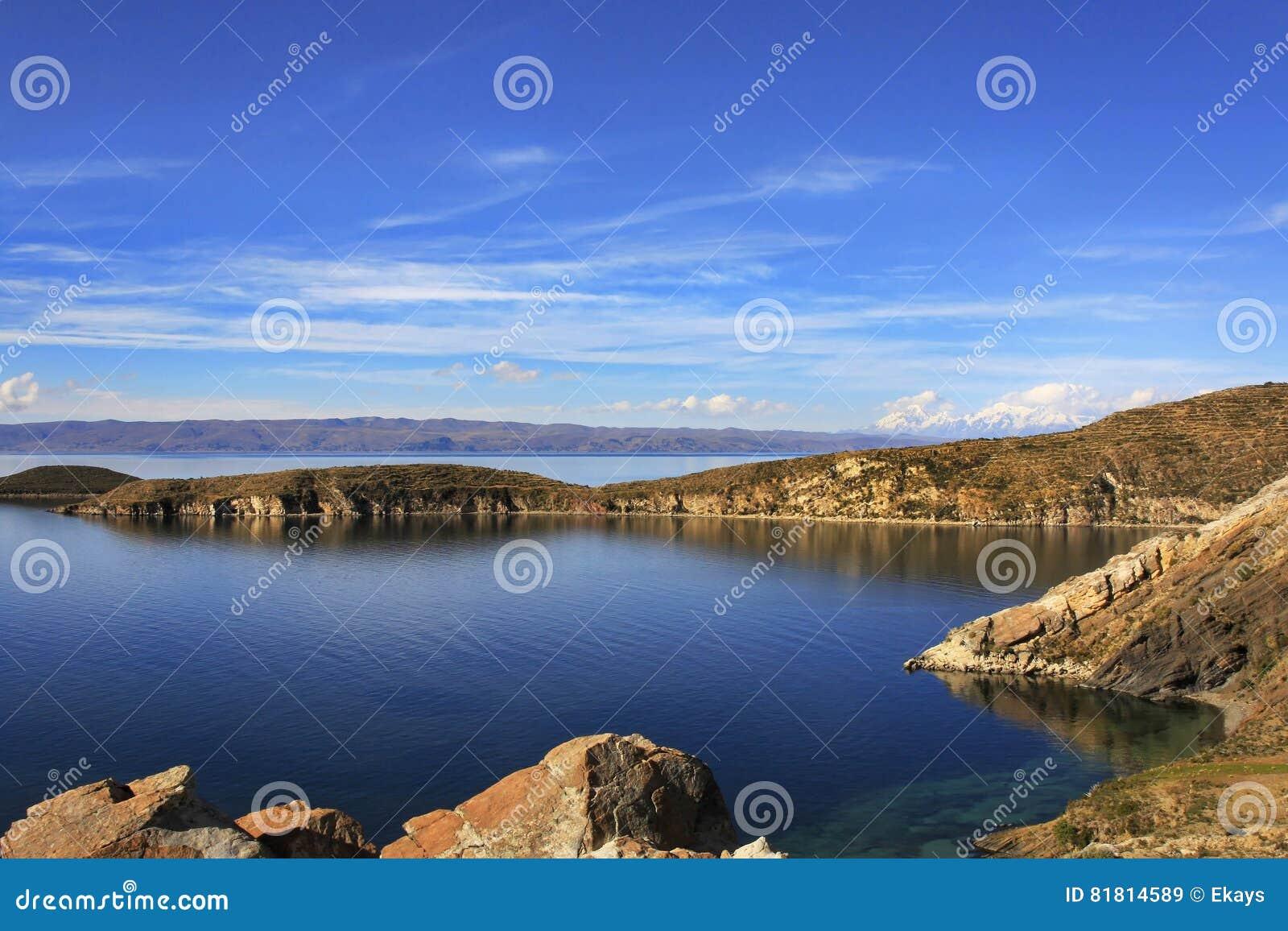 Isla De Zol Boliwia