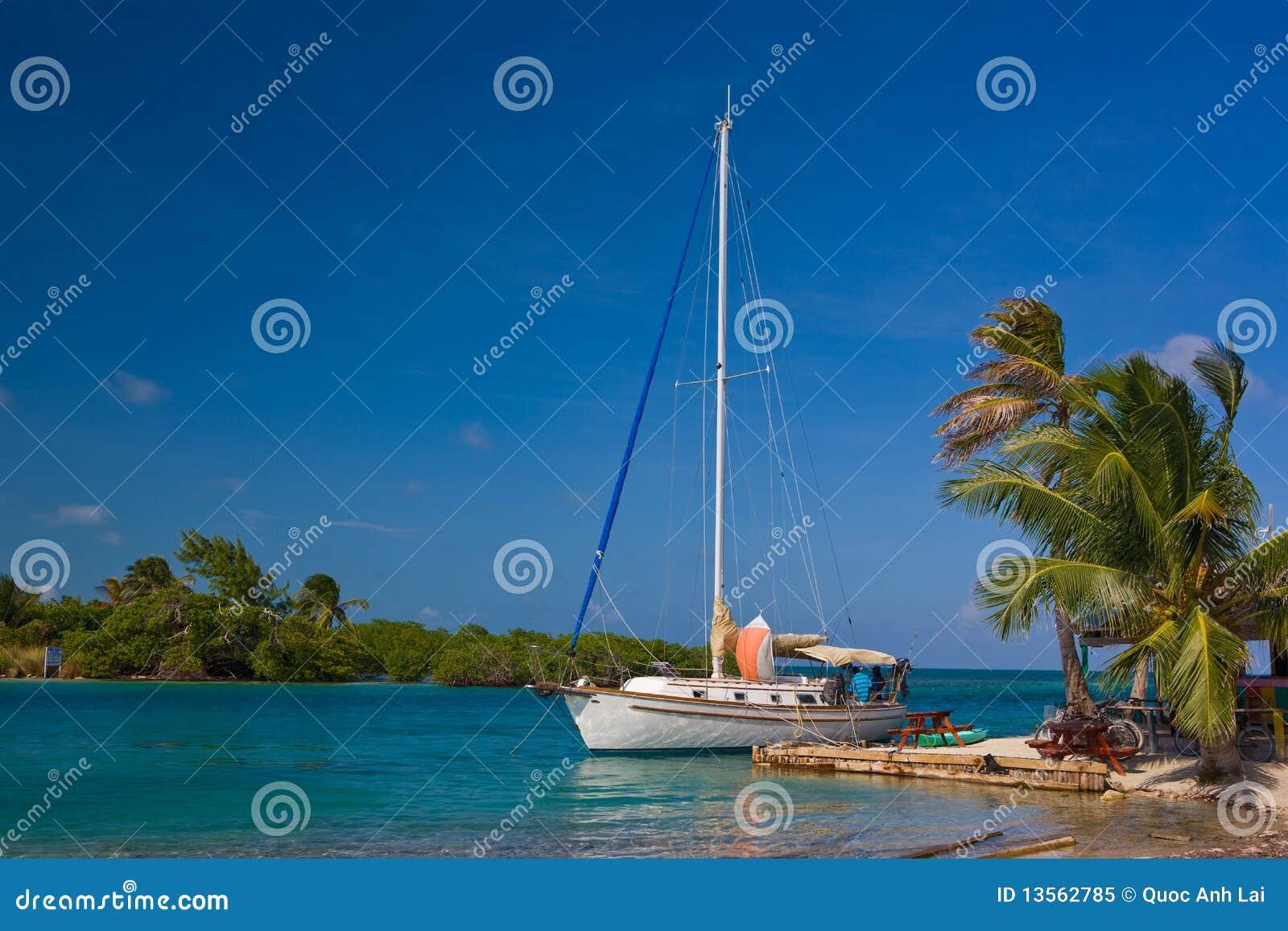 Isla del calafate de Caye