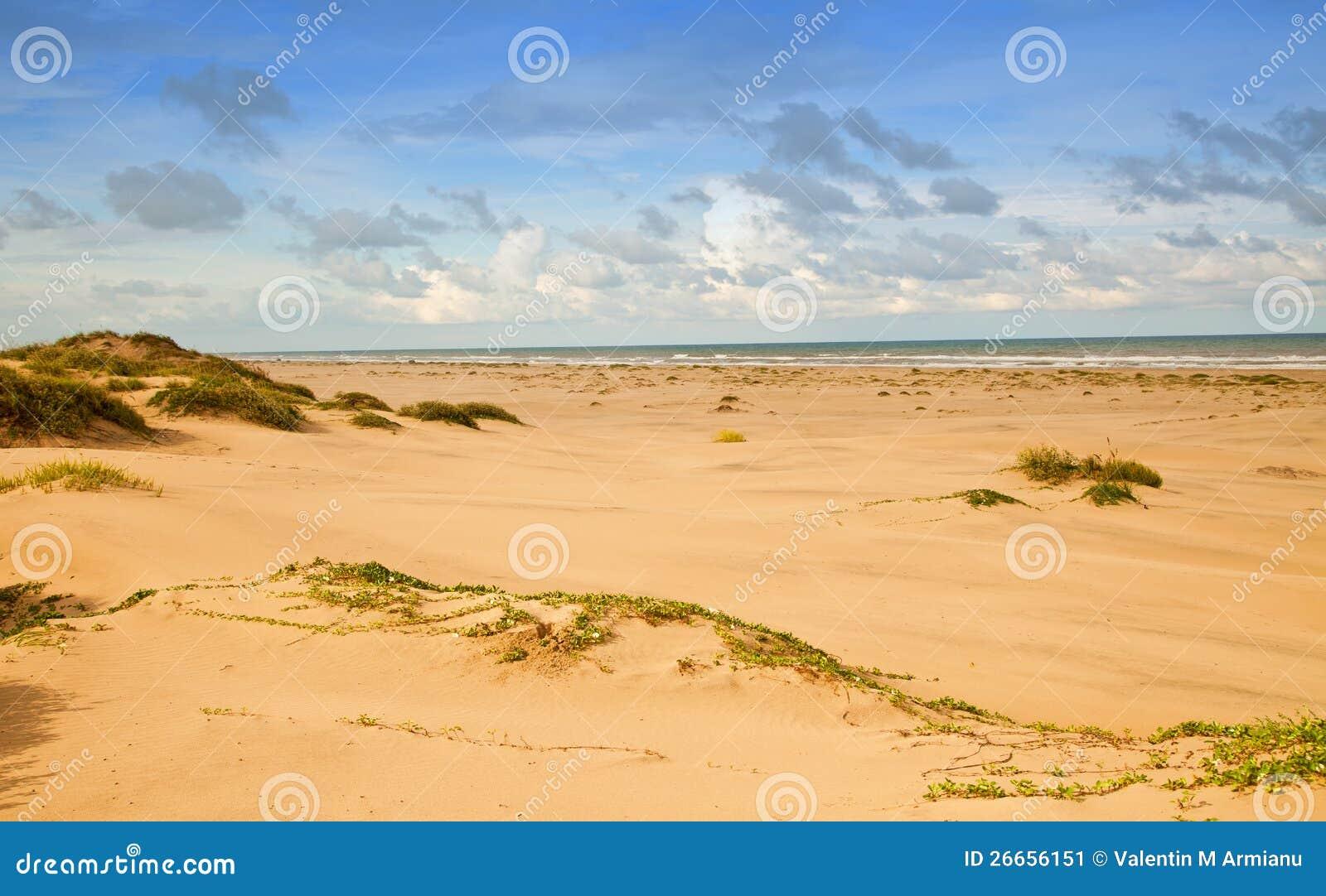 Isla del sur de Sandunes Padre