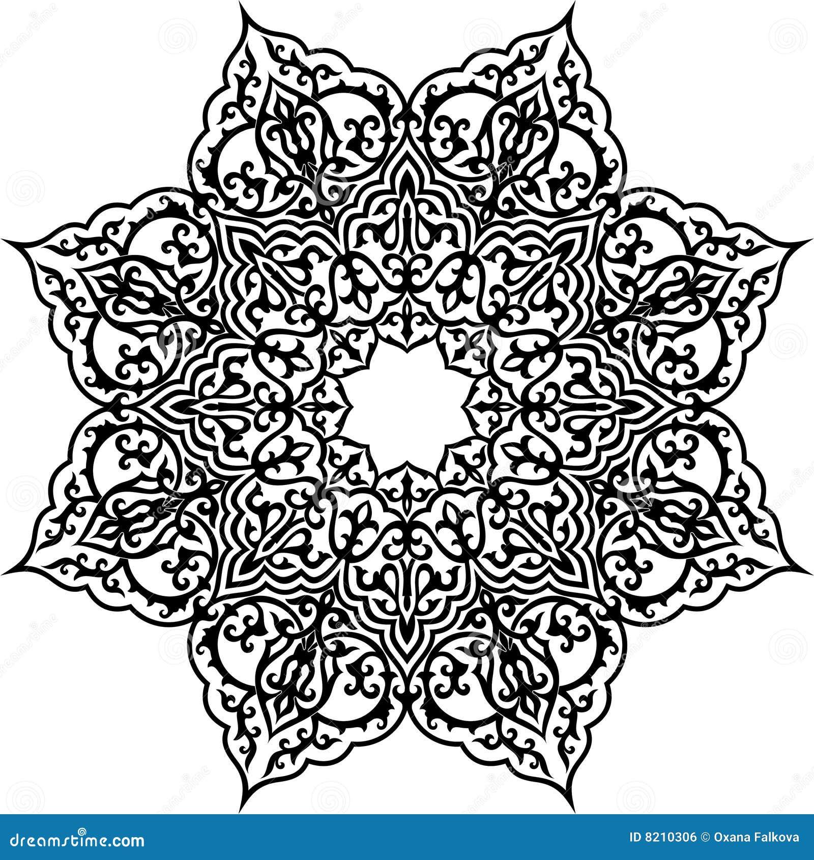 Islam Pattern Royalty Free Stock Image - Image: 8210306