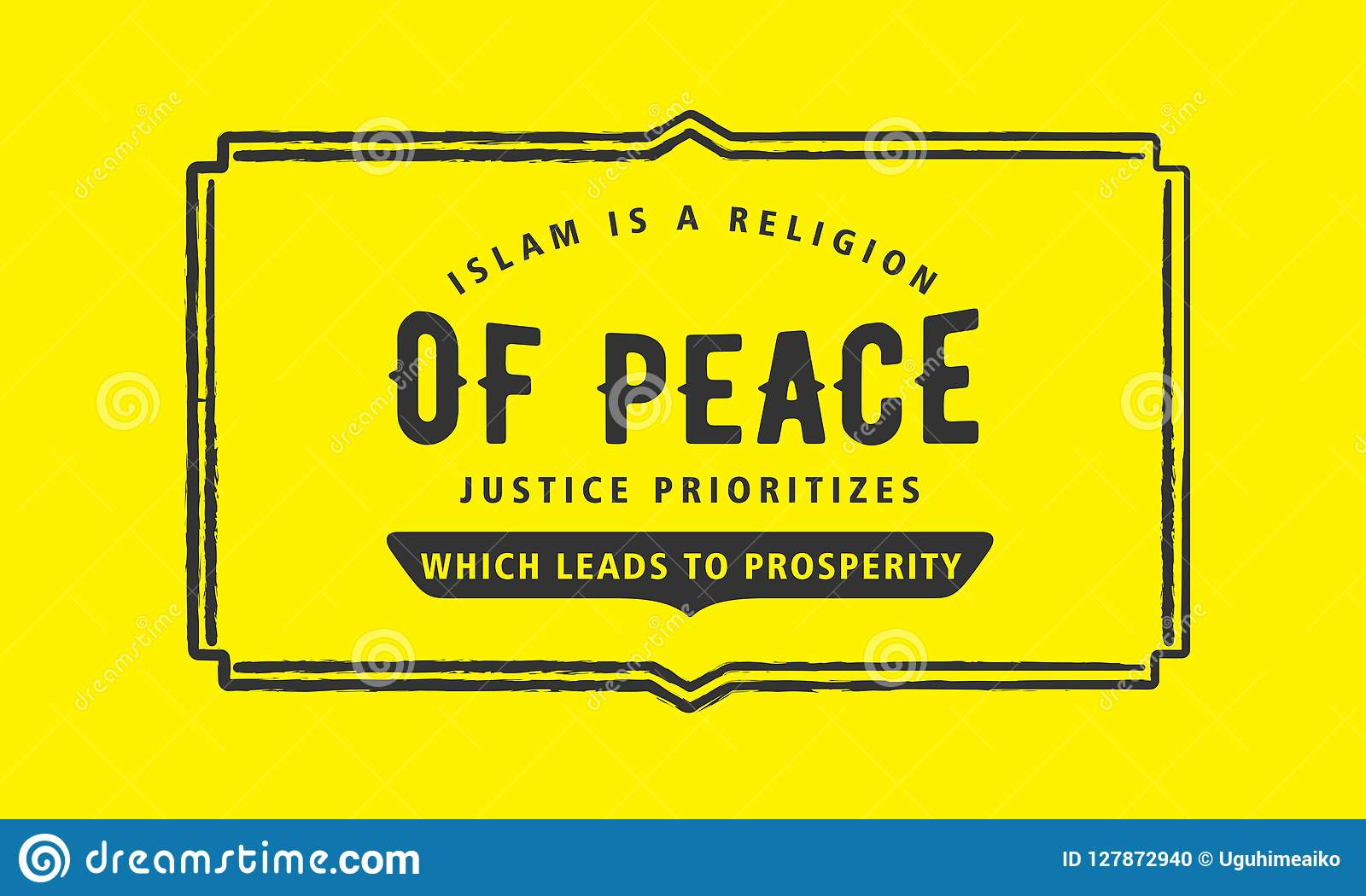 Islam Is A Religion Of Peace Justice Prioritizes Which Leads To