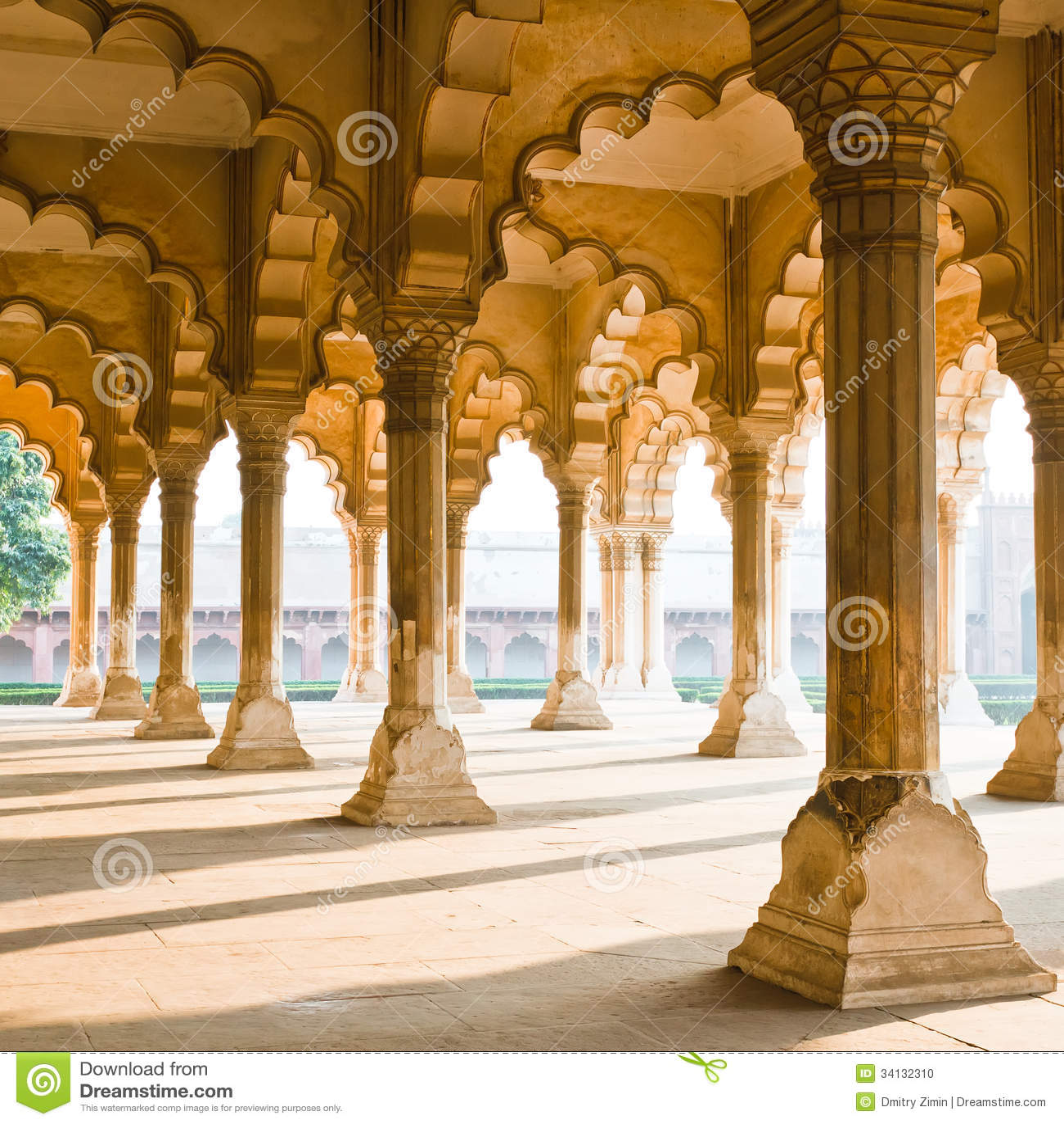 Islamic Architecture Stock Photo Image Of Palace