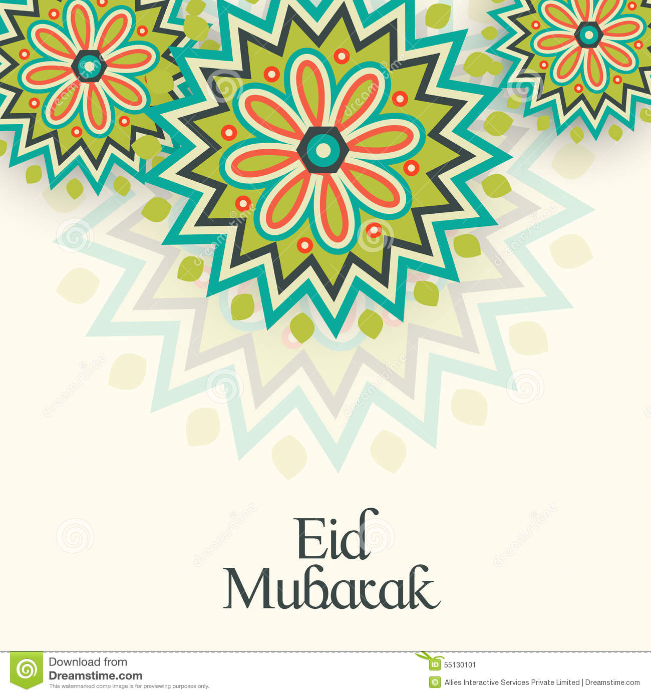Islamic festival eid celebration greeting card stock illustration islamic festival eid celebration greeting card kristyandbryce Image collections