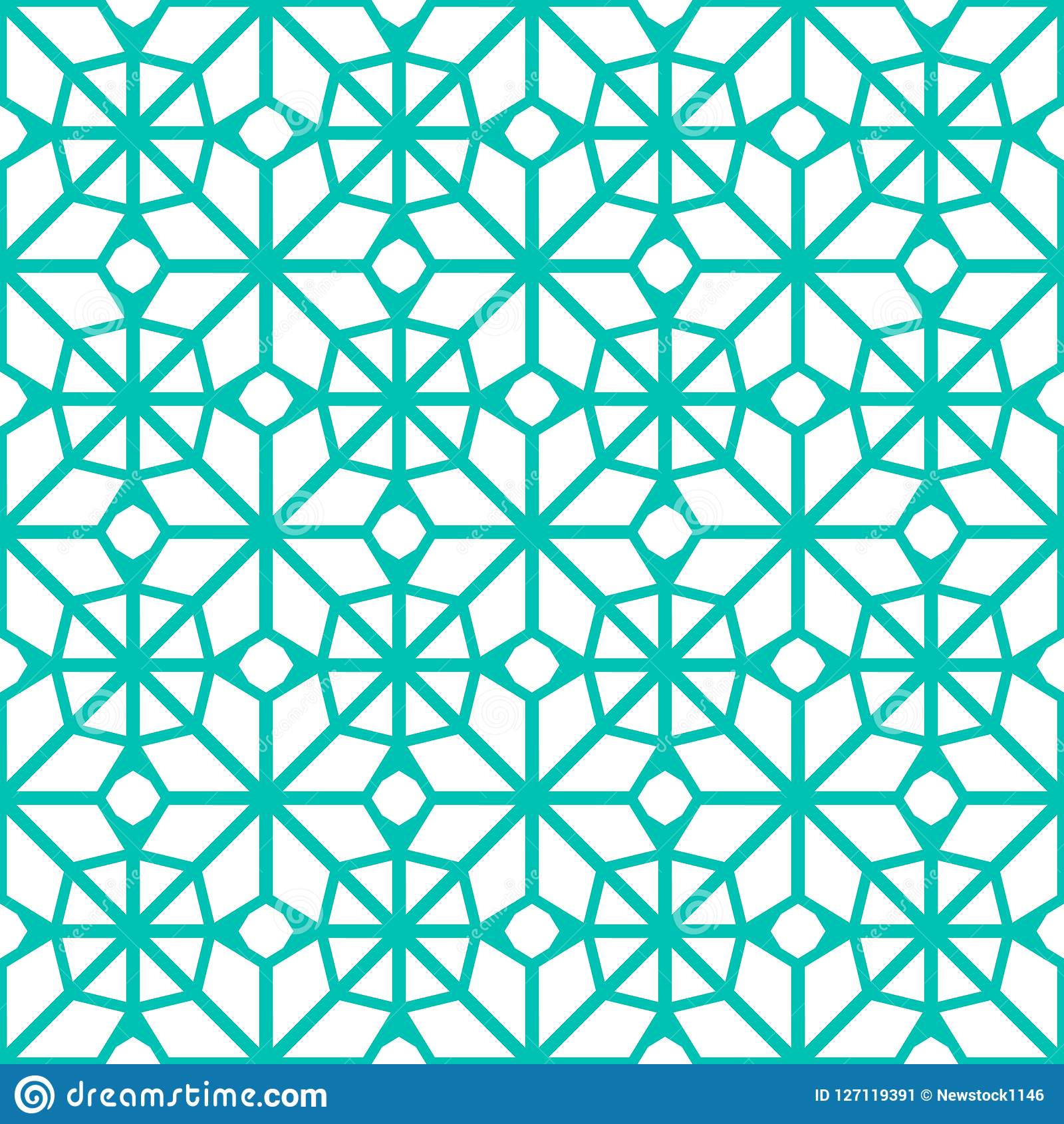 cc553fcbfe89 Islamic geometric background. Arabic seamless pattern. Vector eastern  texture. Asian decor. Endless