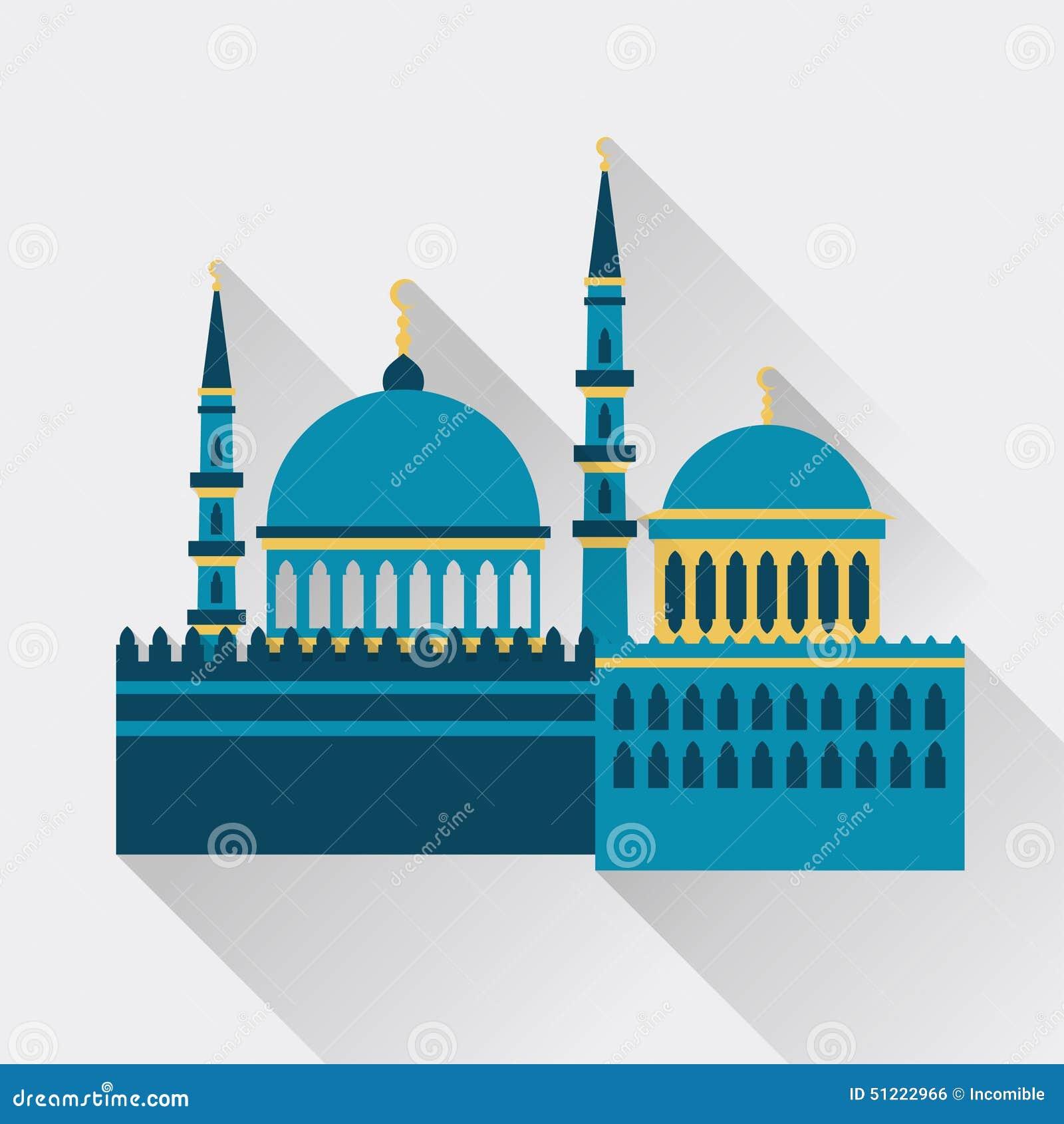 Muslim Invitation with awesome invitation design