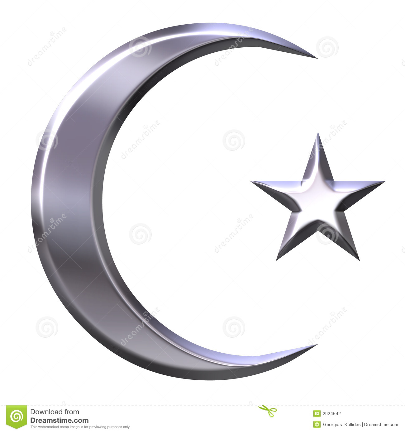Islam Symbol Related K...