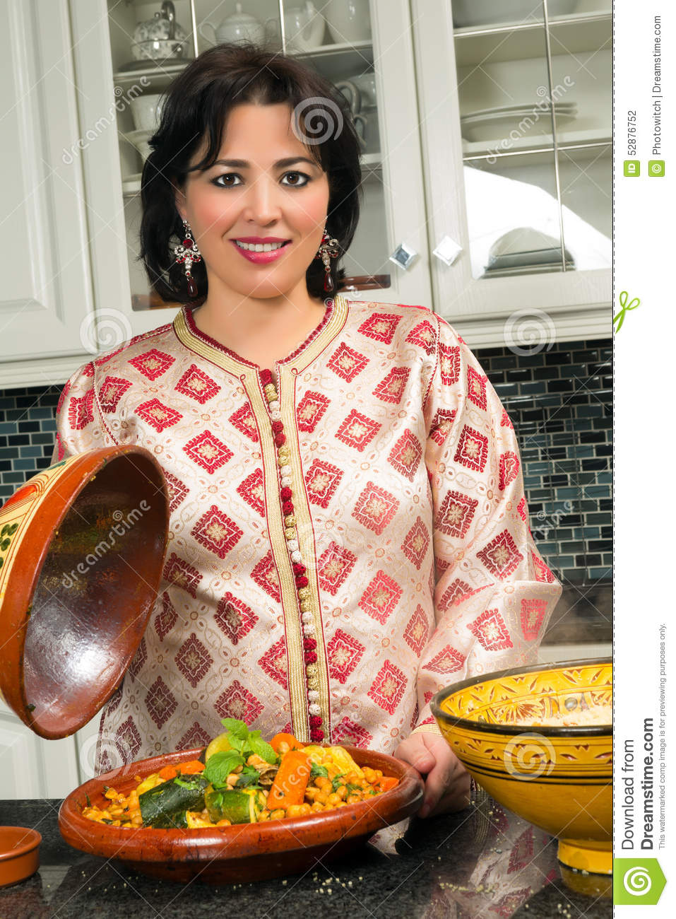 Islamic traditional food stock photo  Image of vegetables