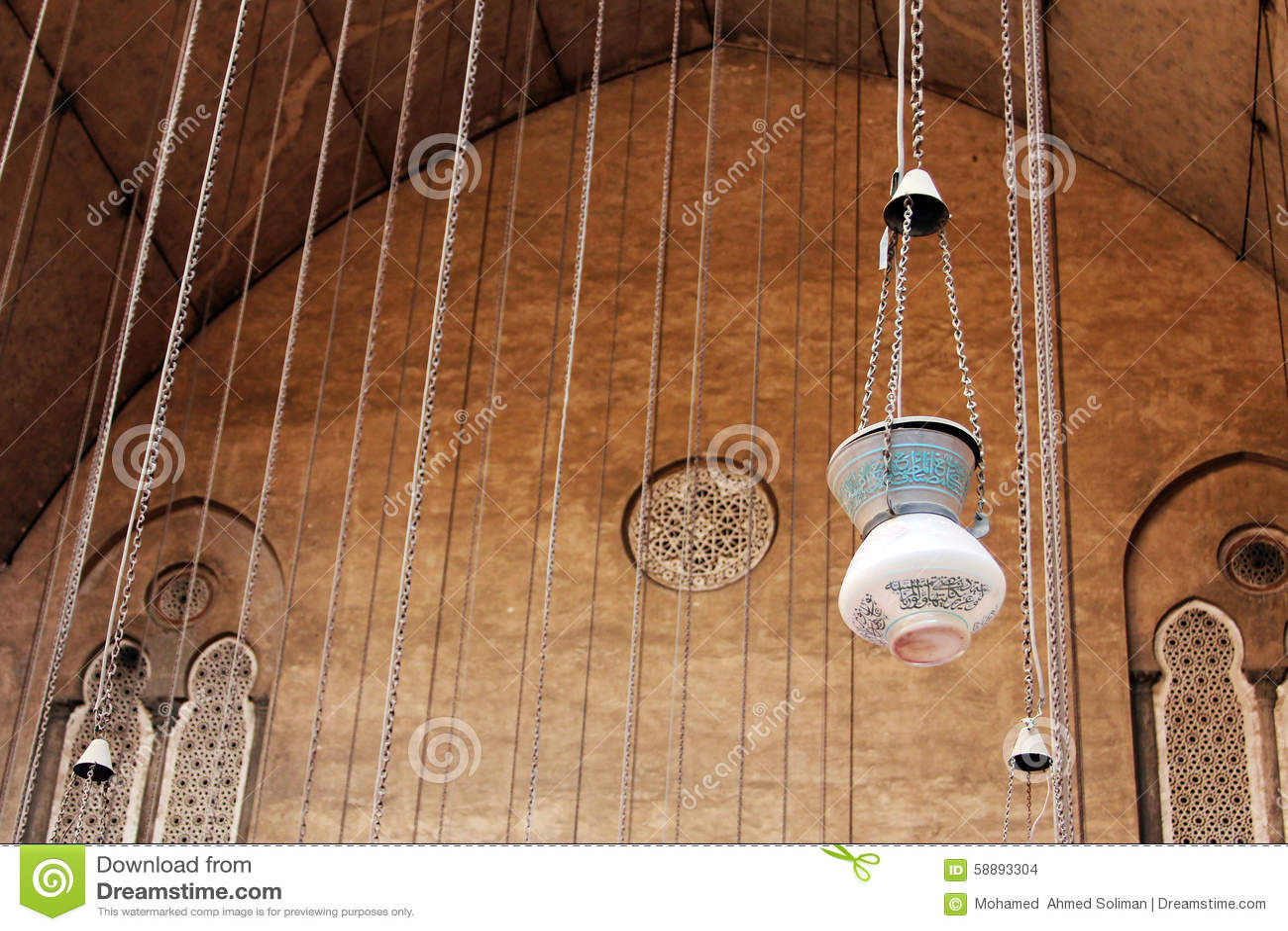 Islamische Laterne