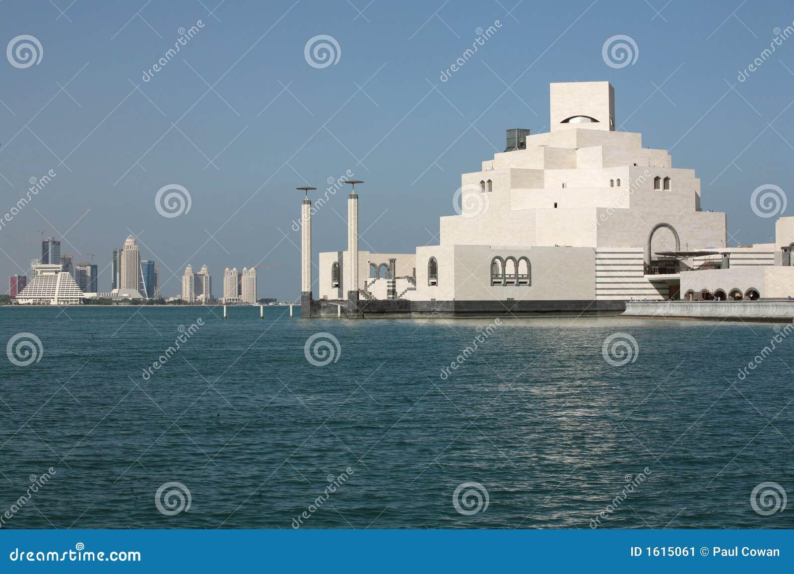 Islamski Dauhańskiej muzeum sztuki