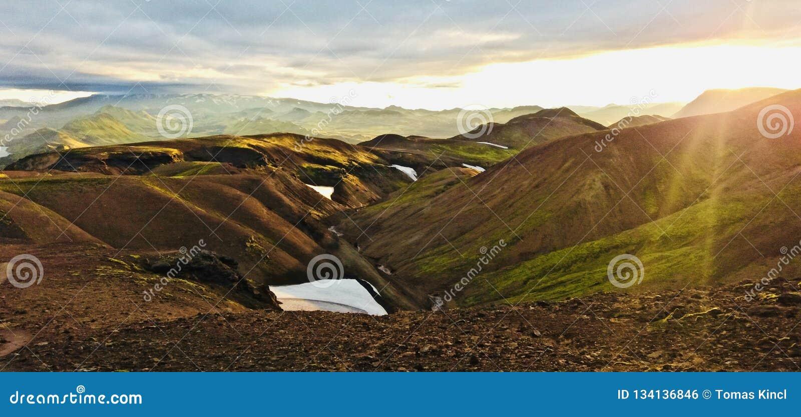 Island, Land des Eises und des Feuers!