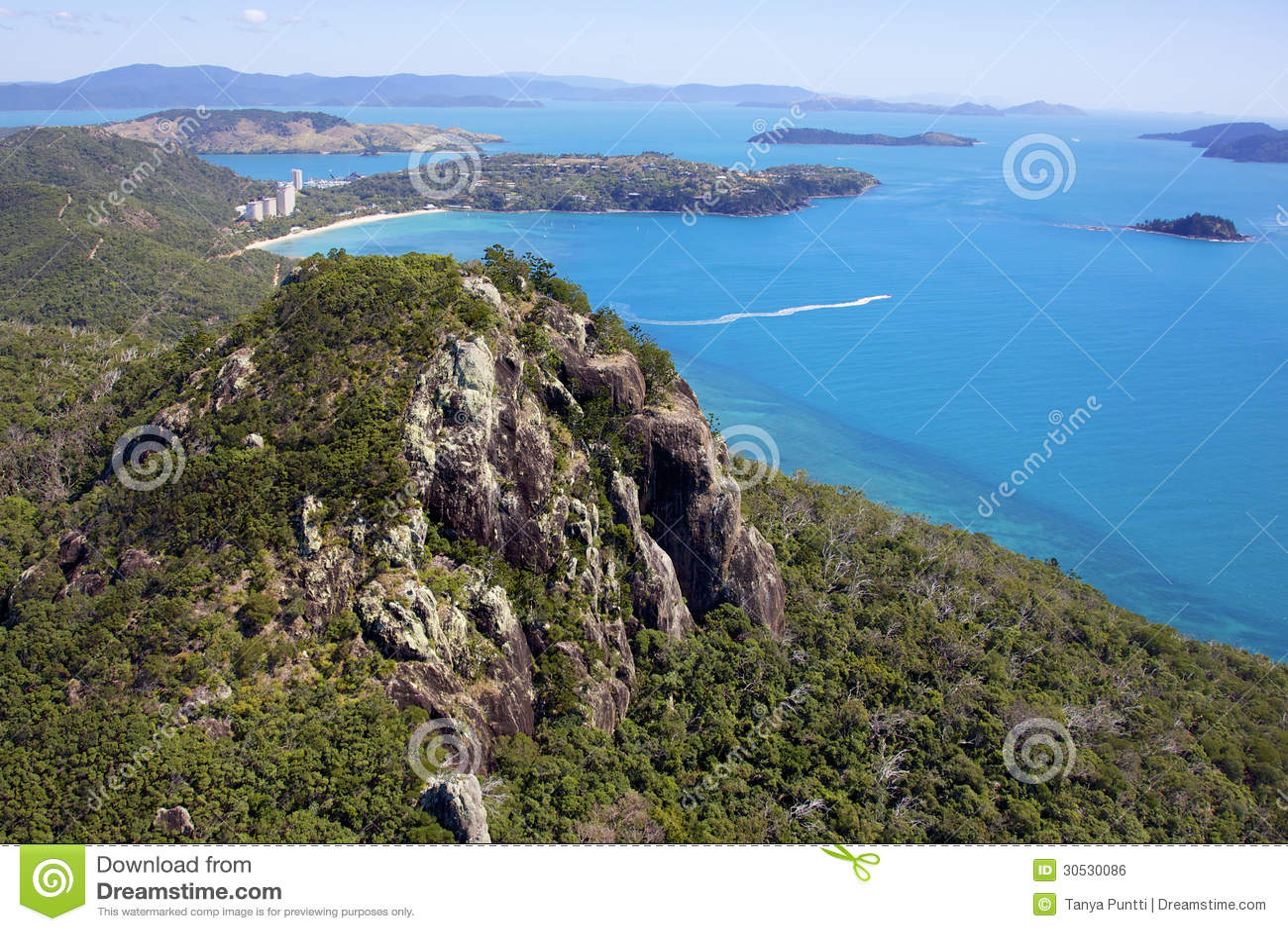 Panorama Hamilton Island