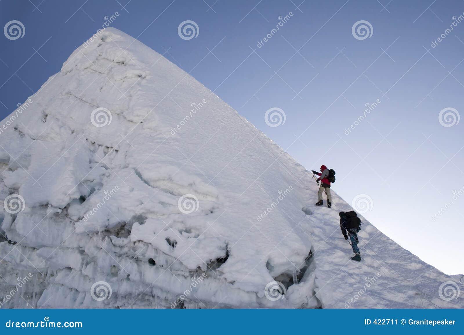 Download Island Peak Summit - Nepal stock image. Image of sagarmatha - 422711