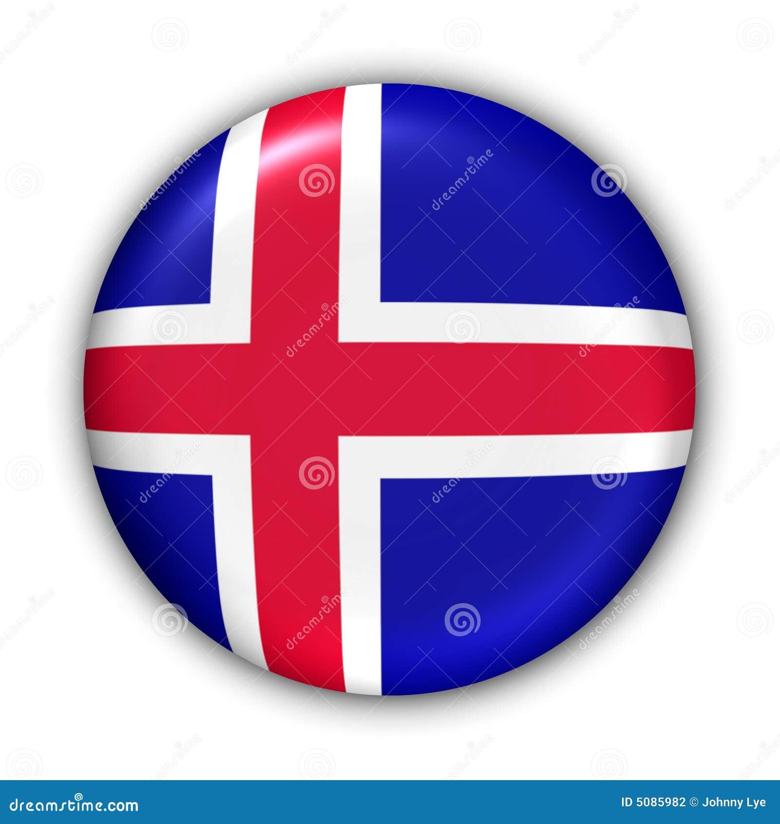 Islandia bandery