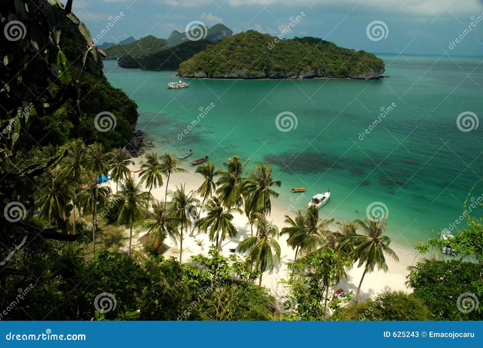 Download Islands3 стоковое изображение. изображение насчитывающей парк - 625243