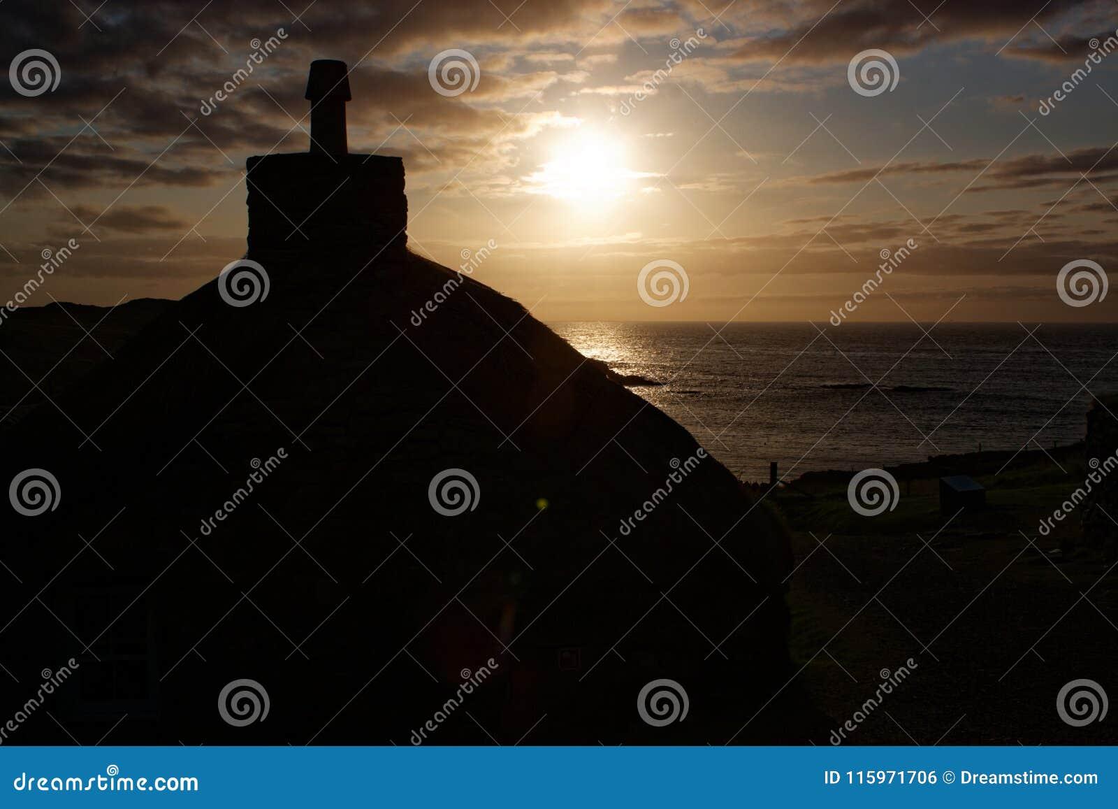 Isle of Lewis Cottage