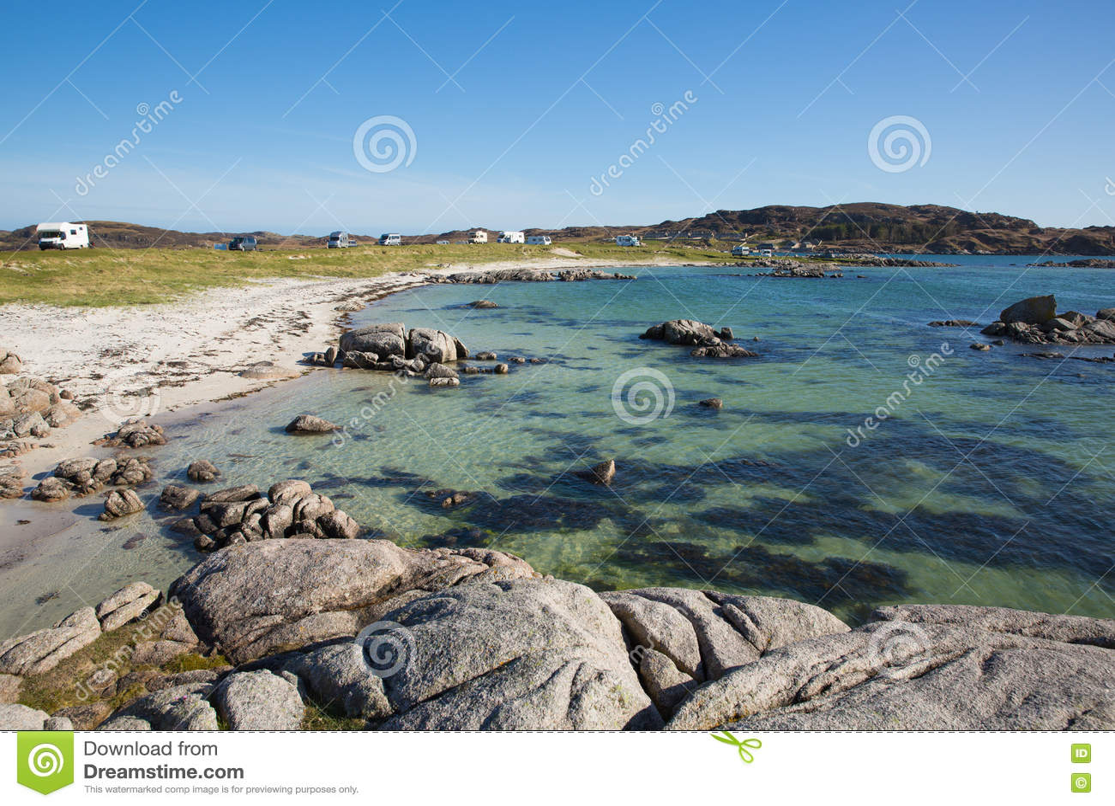Best Beaches On Iona