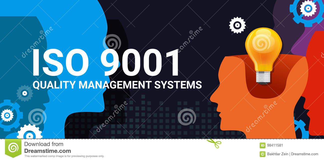 ISO 9001 Quality Management Systems Certification Standard ...