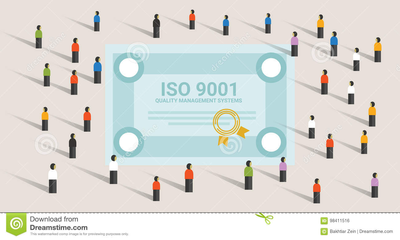 Iso 9001 Quality Management Systems Certification Standard