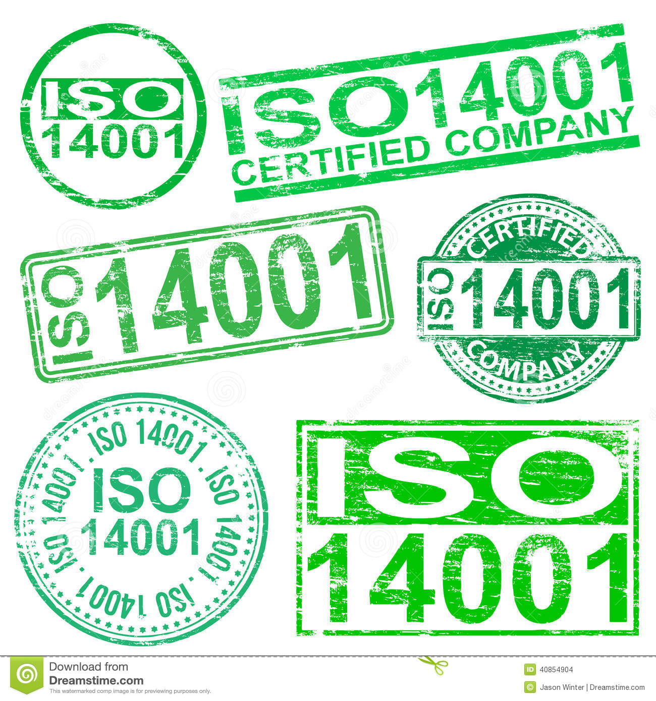 how to become iso 14000 certified