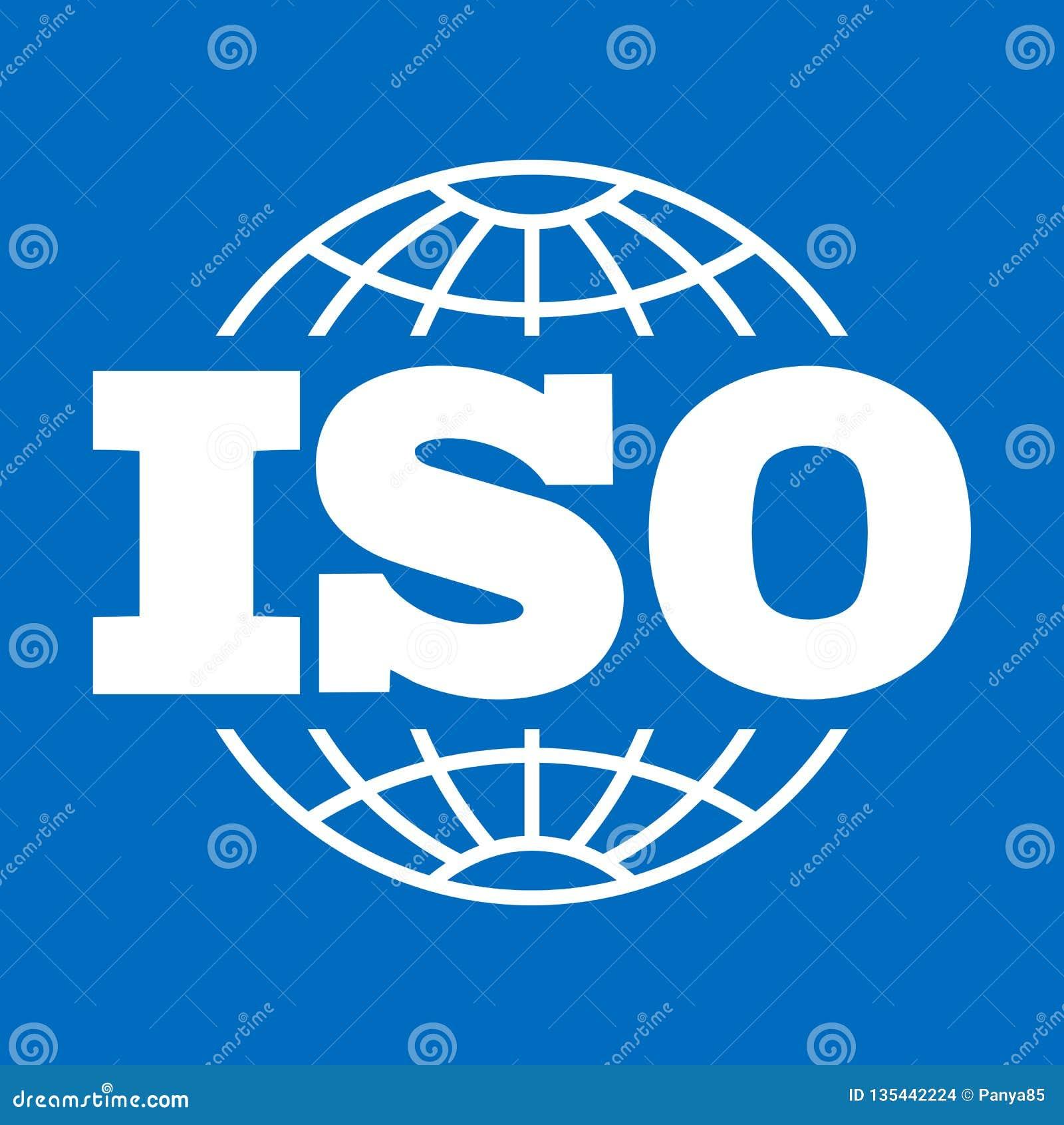 Iso-symbol Internationell organisation för standardiseringtecken, symbol