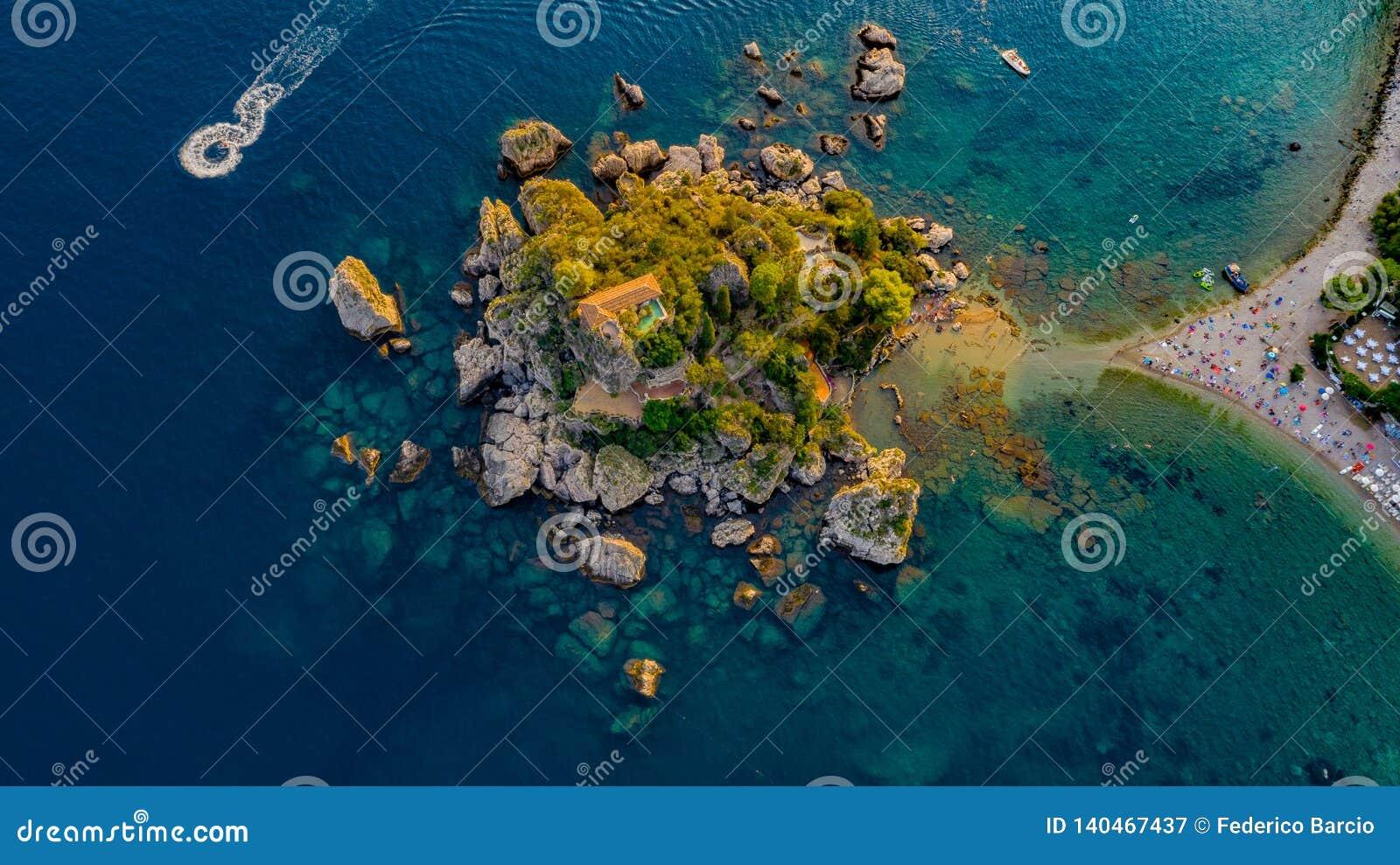 Isola Bella, Taormina !