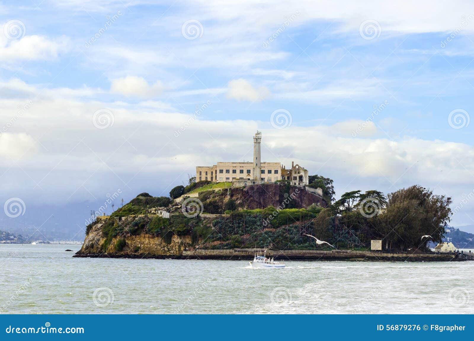 Isola di Alcatraz, San Francisco, California