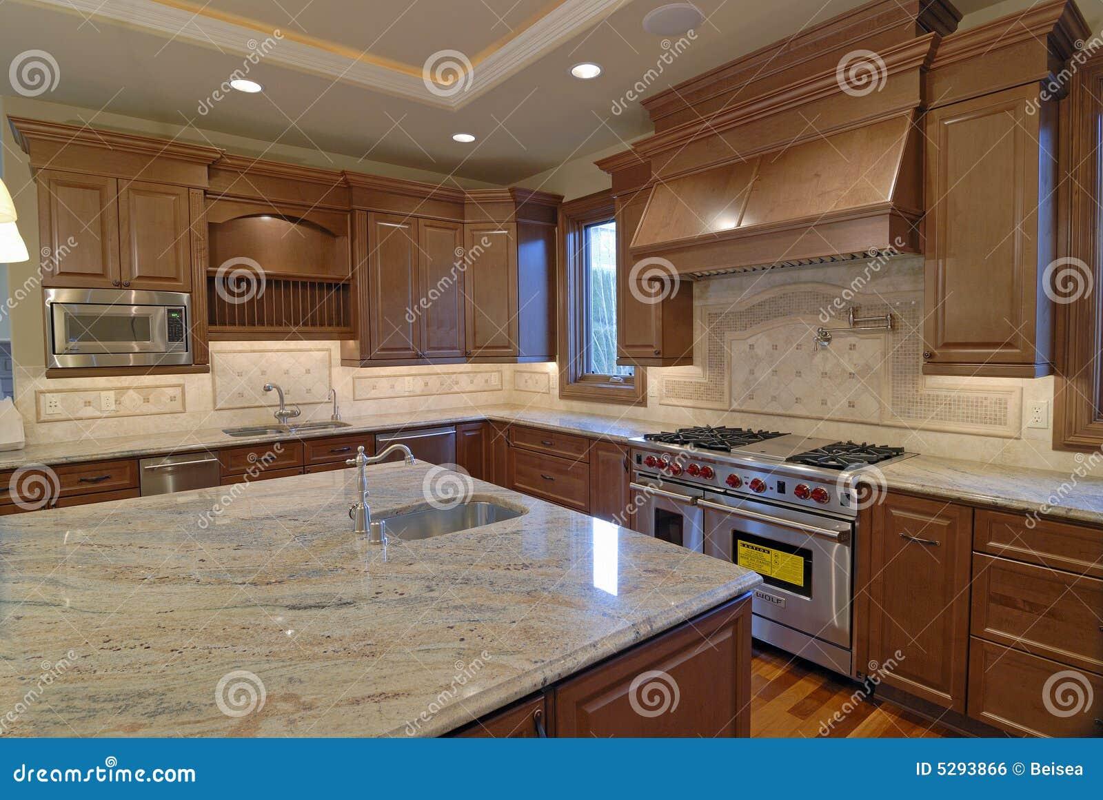Cucine Americane Con Isola Moderne.118 Isola Di Cucina Foto Di Cucina In Stile In Stile
