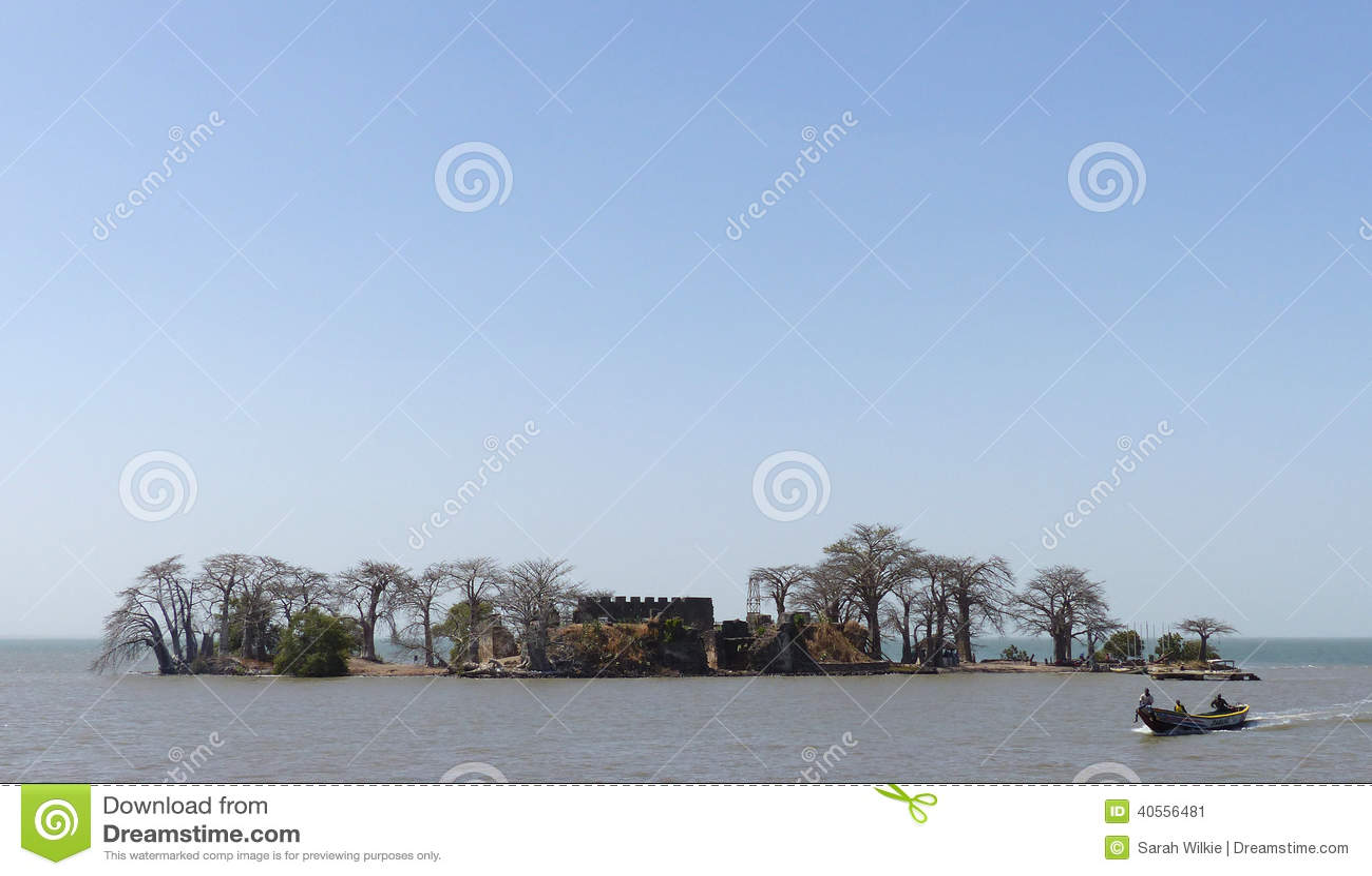 Isola di Kunta Kinteh