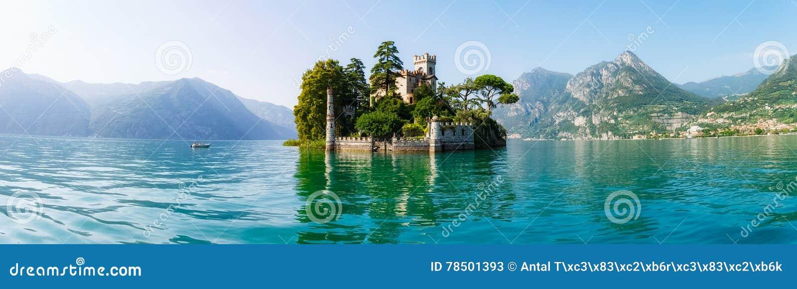Isola di Loreto in Italia