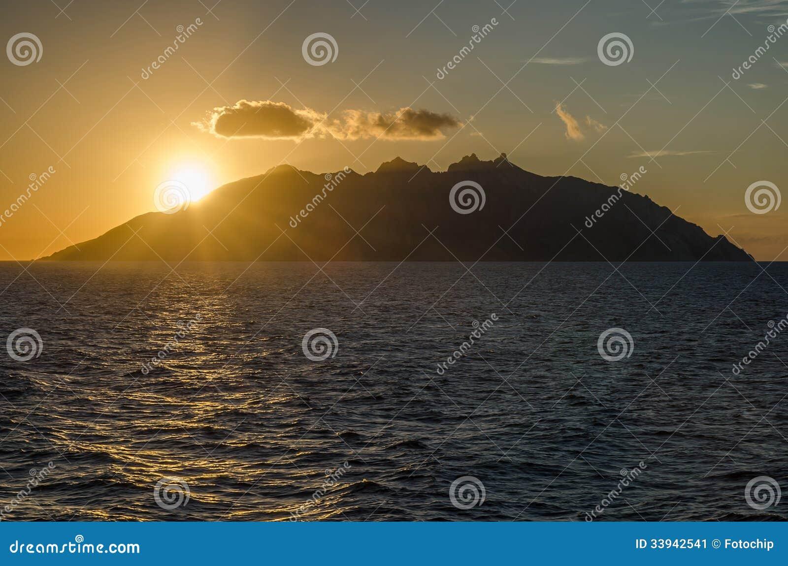 Isola Di Montecristo, Italië