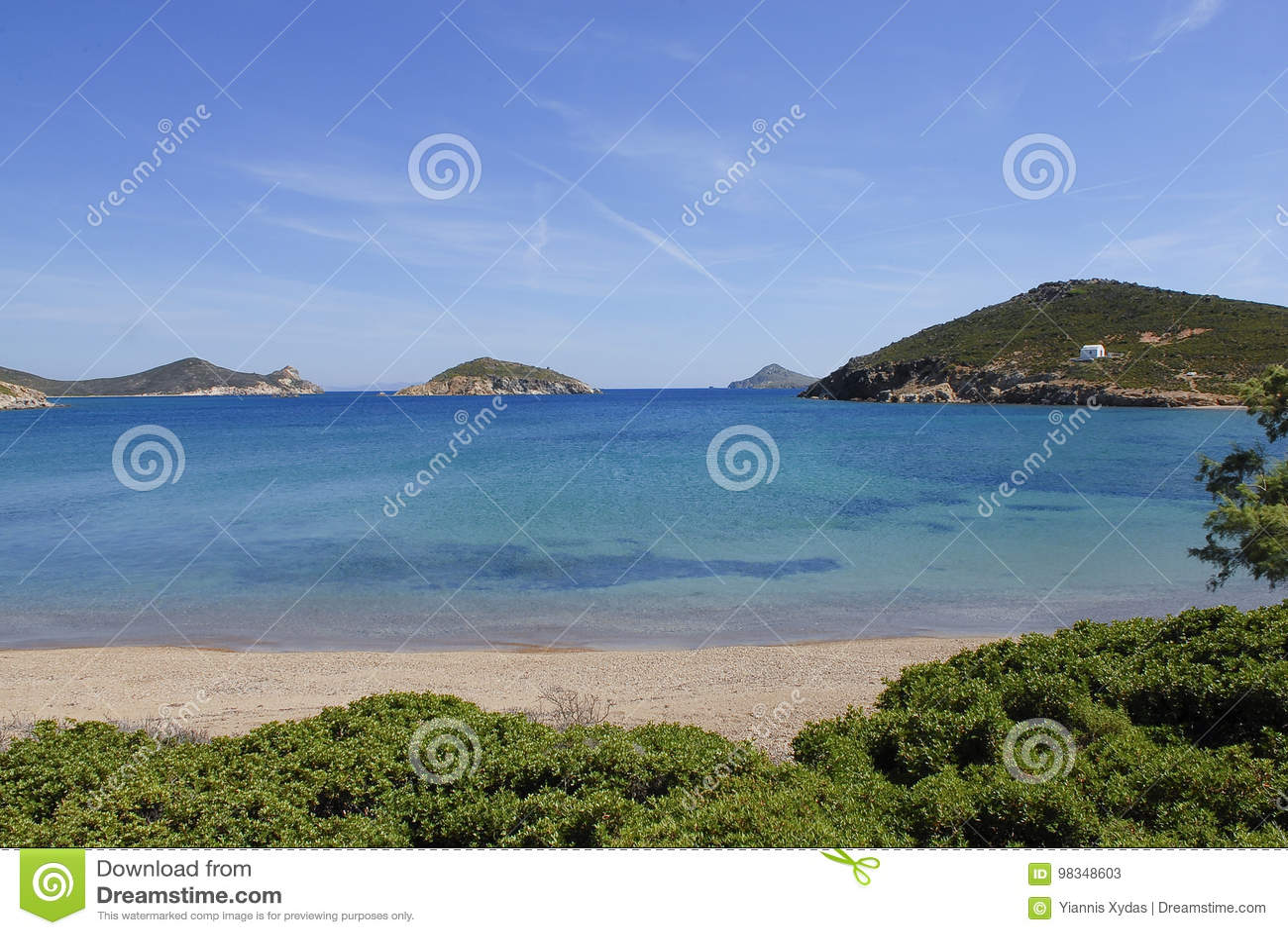 Isola di Patmos, Grecia