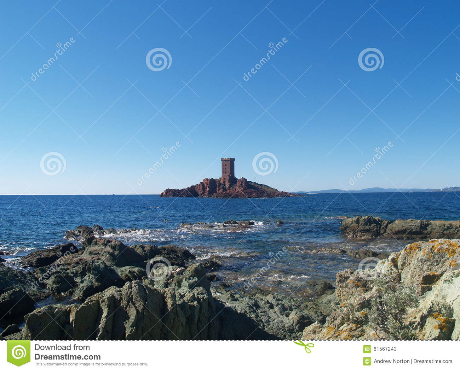 Isola dorata