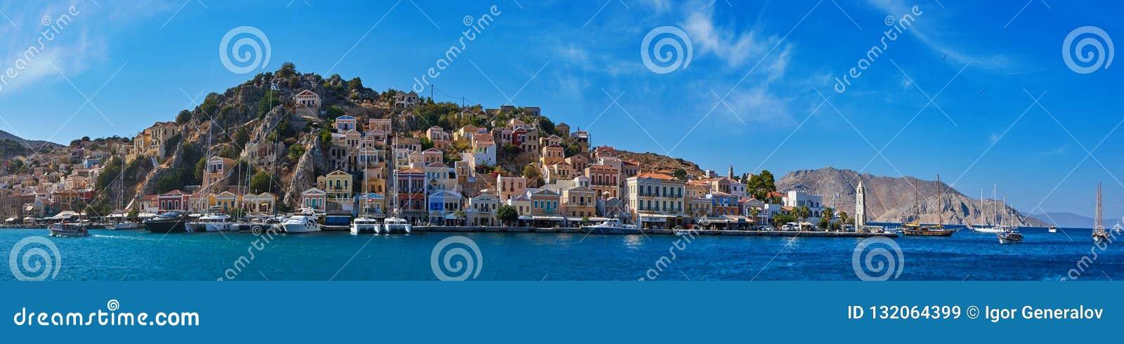 Isola Simi, Grecia