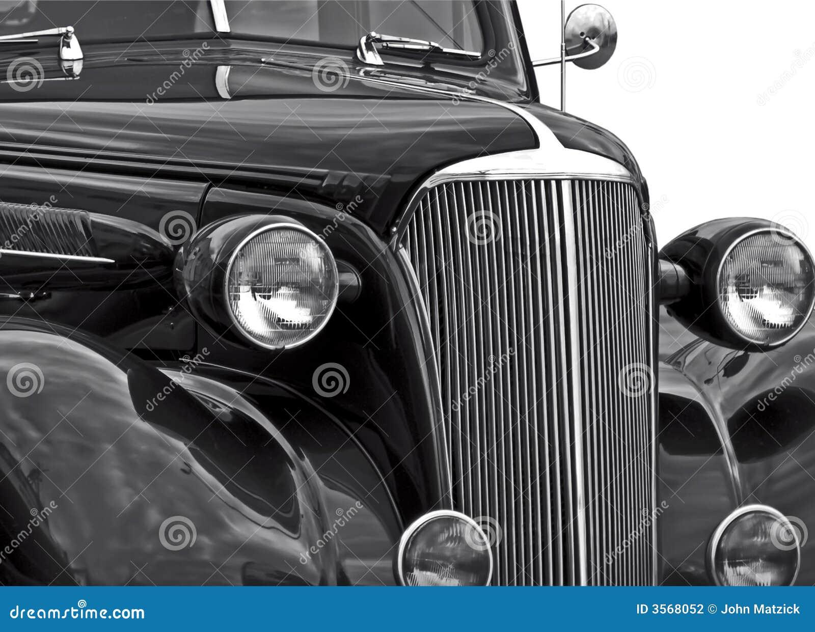 Isolamento classico dell automobile