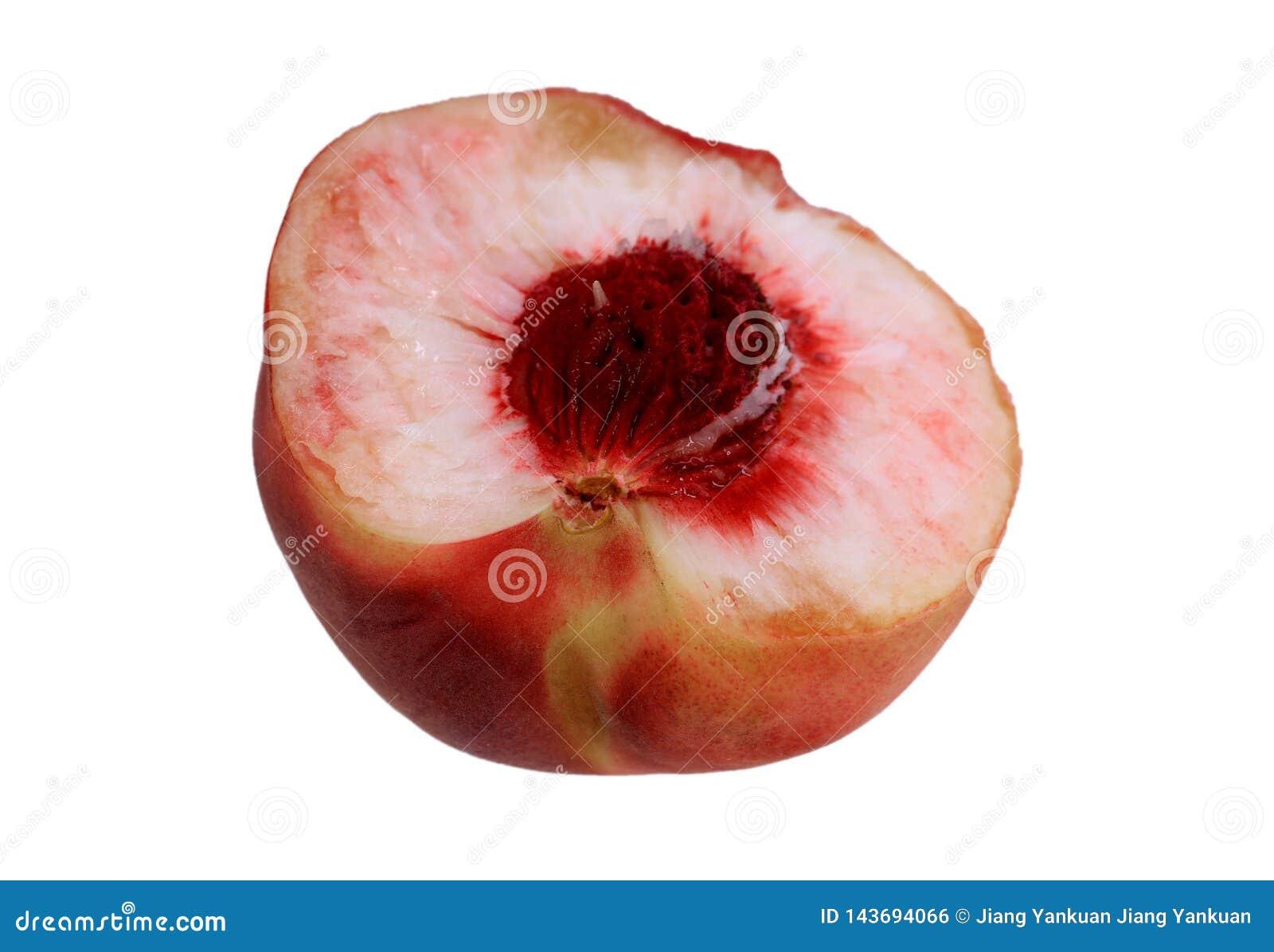 Delicious sweet peaches