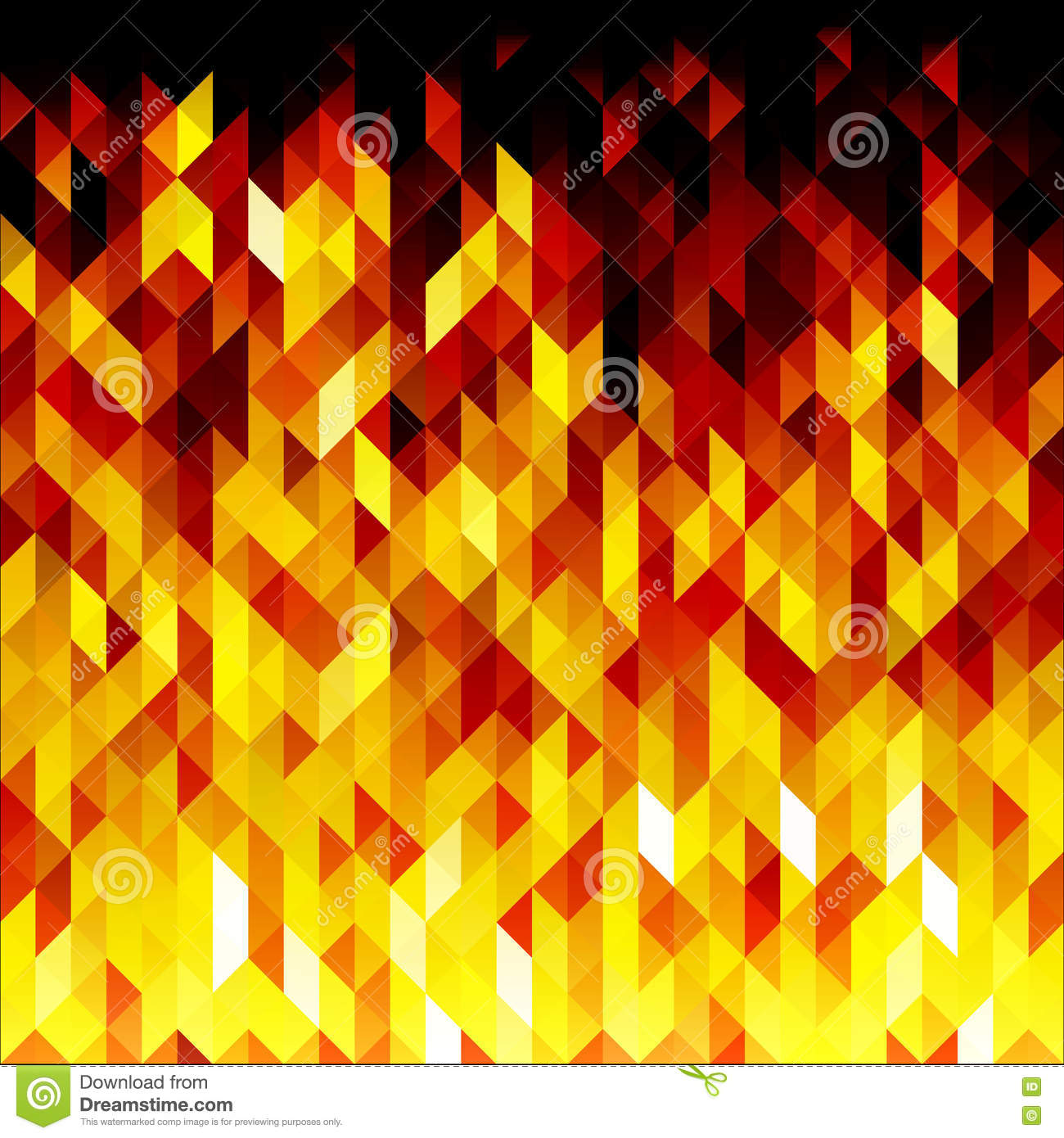 Abstract Polygonal Background Vector Royalty Free Stock