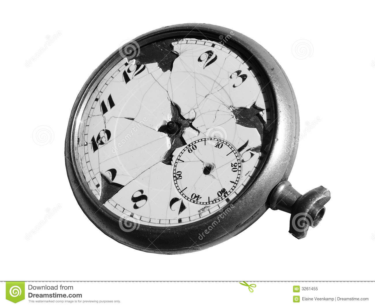 how to change time on pocket watch