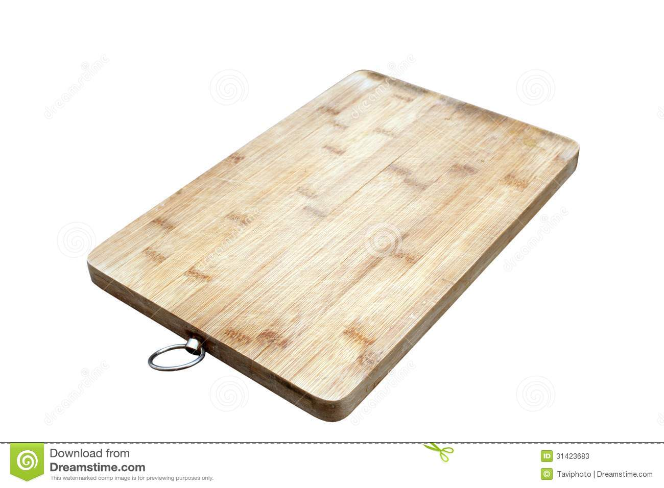 Isolated bamboo cutting board stock photos image 31423683 for White cutting board used for