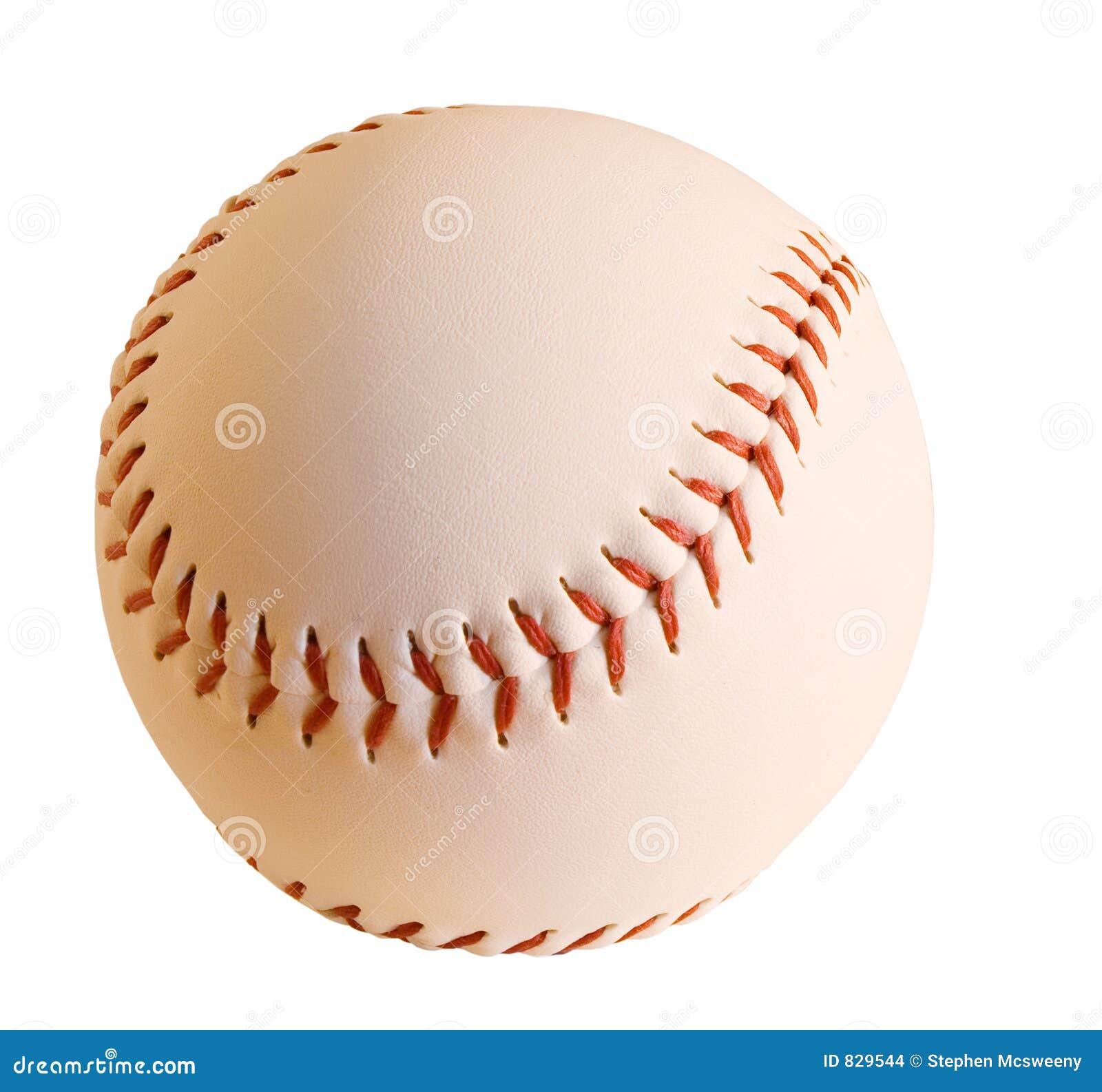Isolated baseball